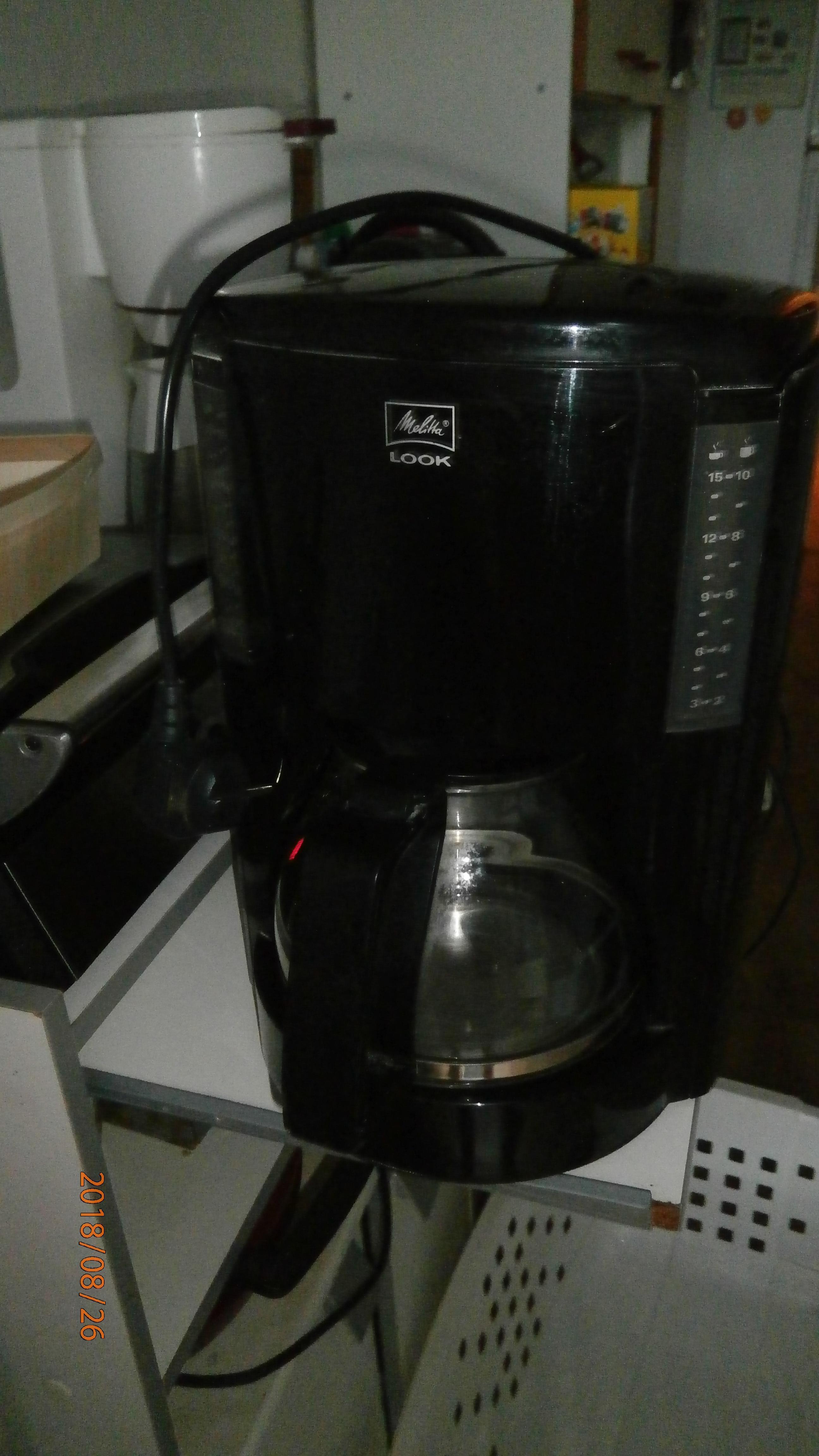 troc de troc cafetière électrique simple image 0