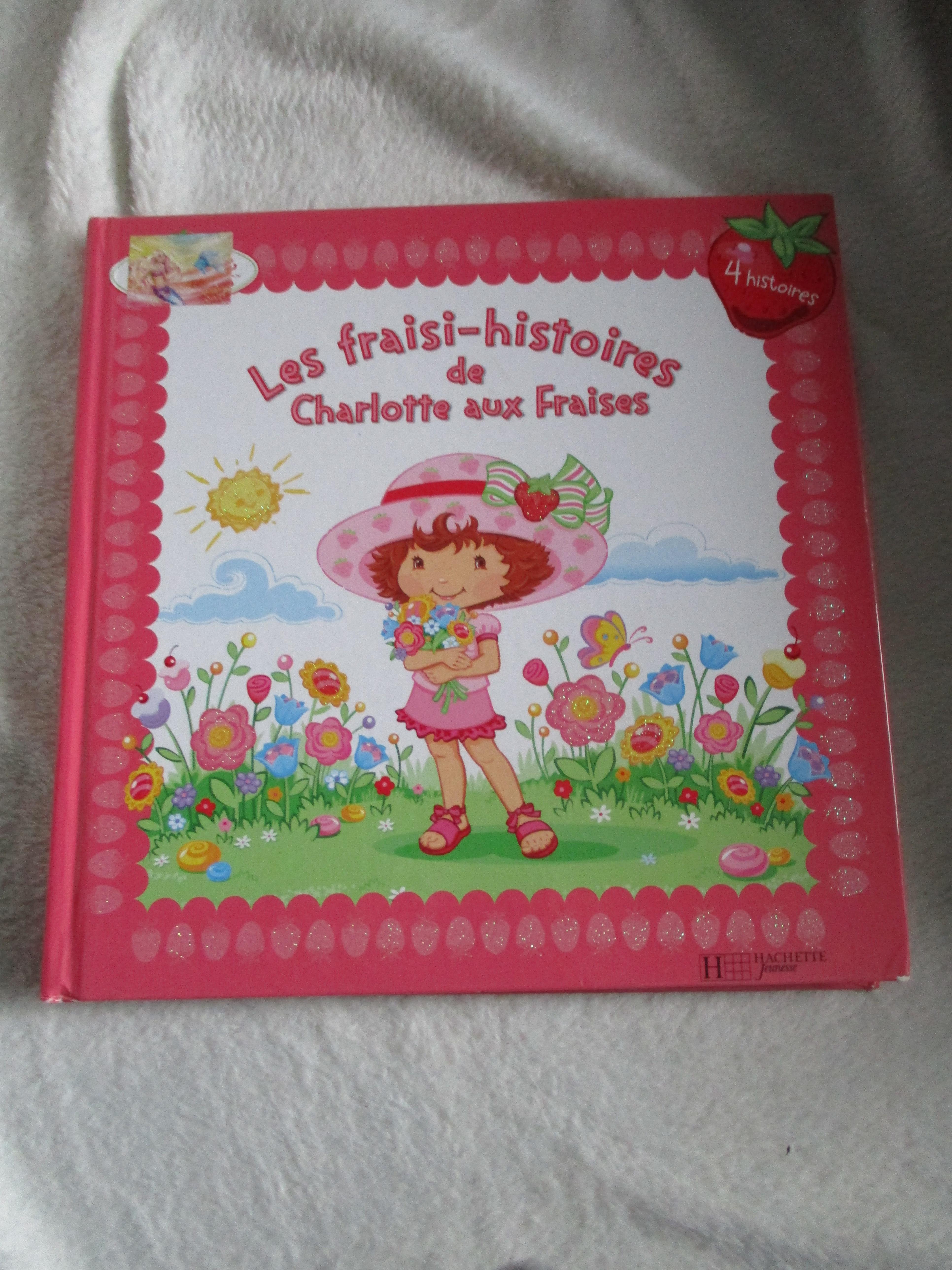 troc de troc grand livre charlotte aux fraises image 0