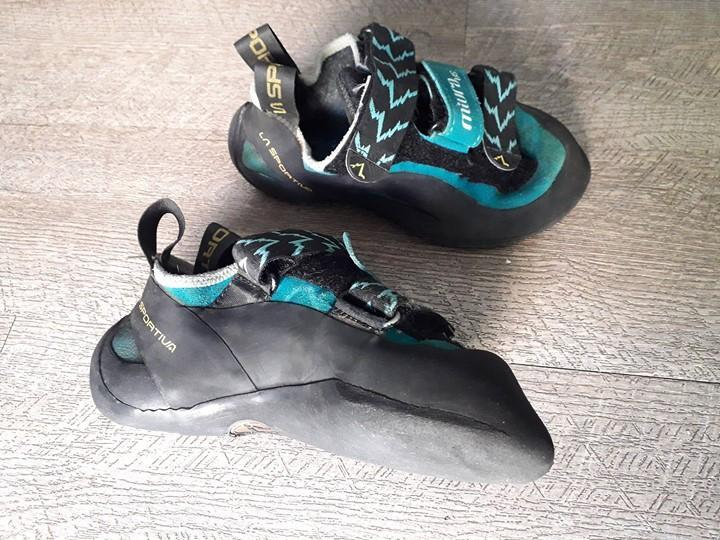 troc de troc chaussons sportiva femme 37,5 image 0
