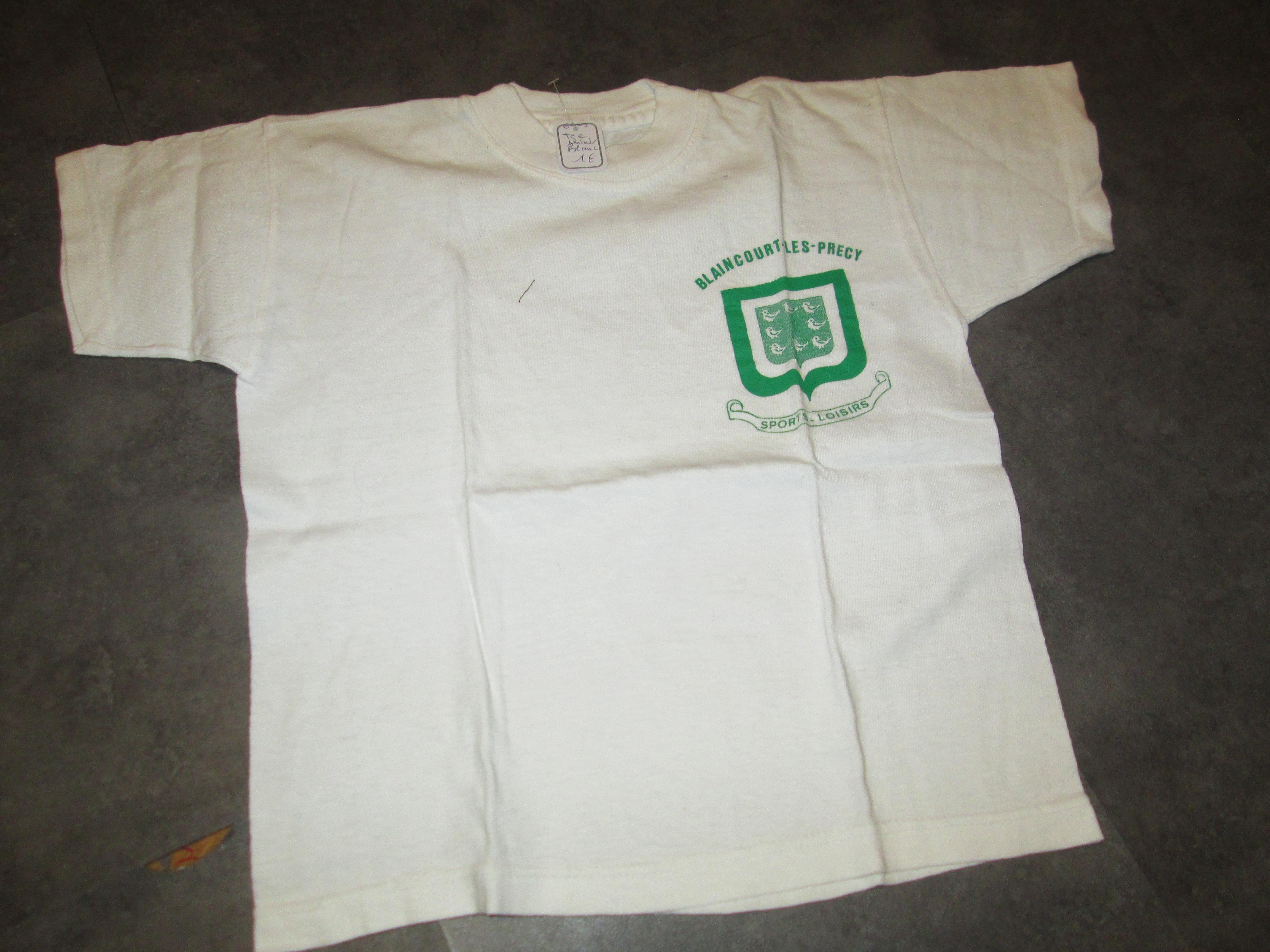 troc de troc tee shirt blanc 6 ans  2  noisettes image 0