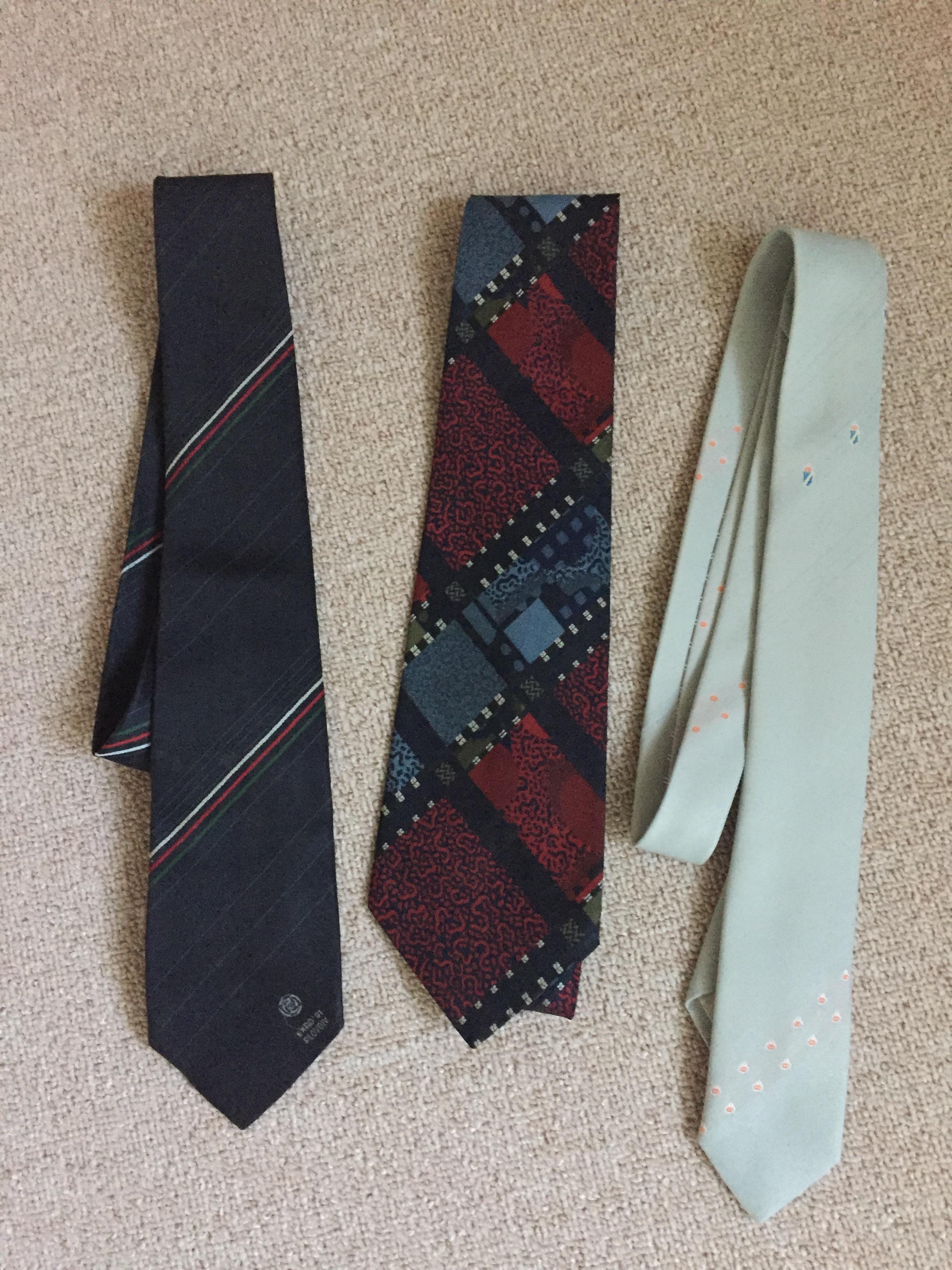 troc de troc lot 3 cravates très bon état image 0