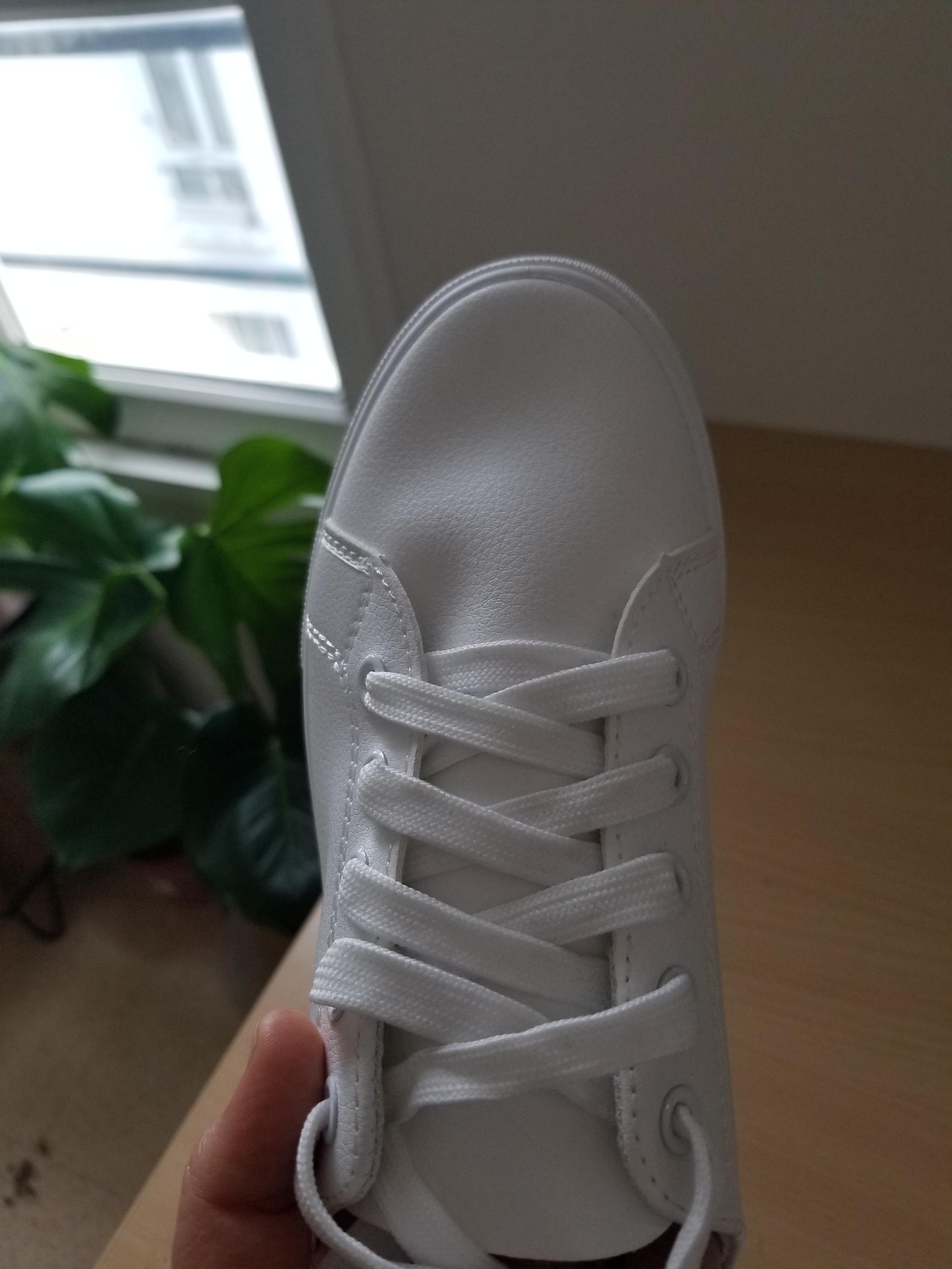 troc de troc baskets blanches pour femmes image 1