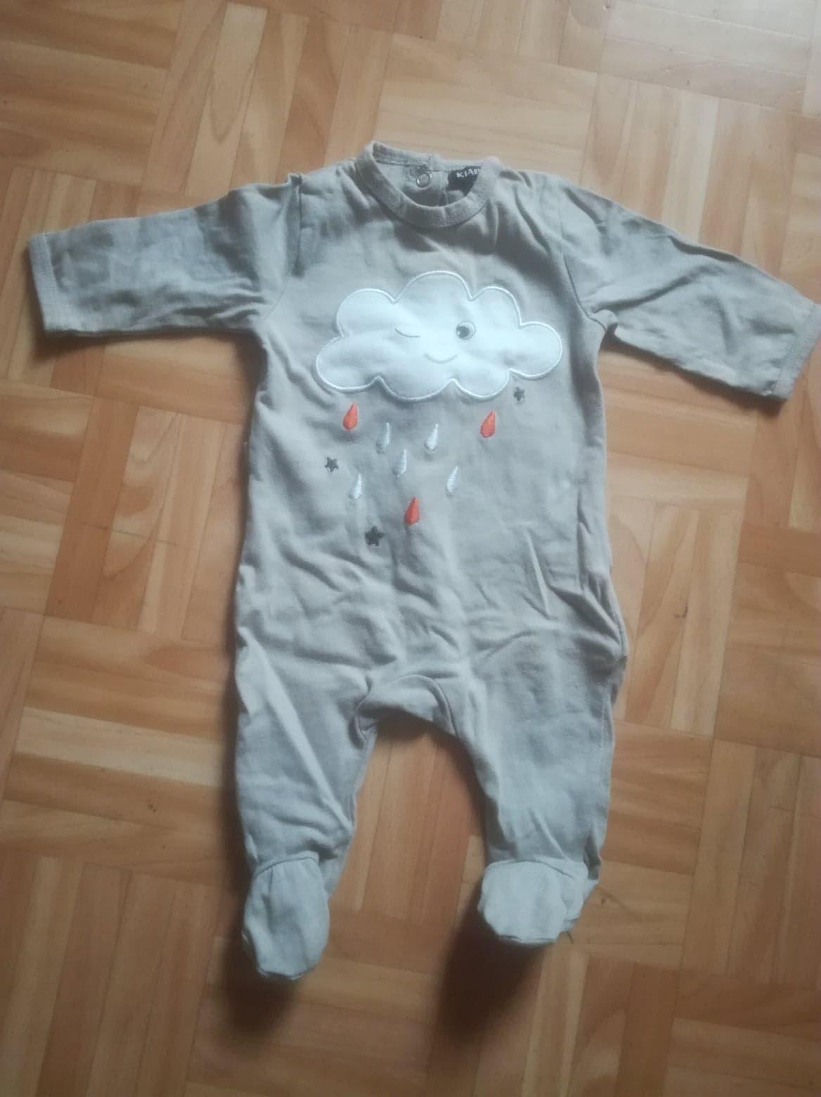 troc de troc lot 3 pyjama 1 mois image 1