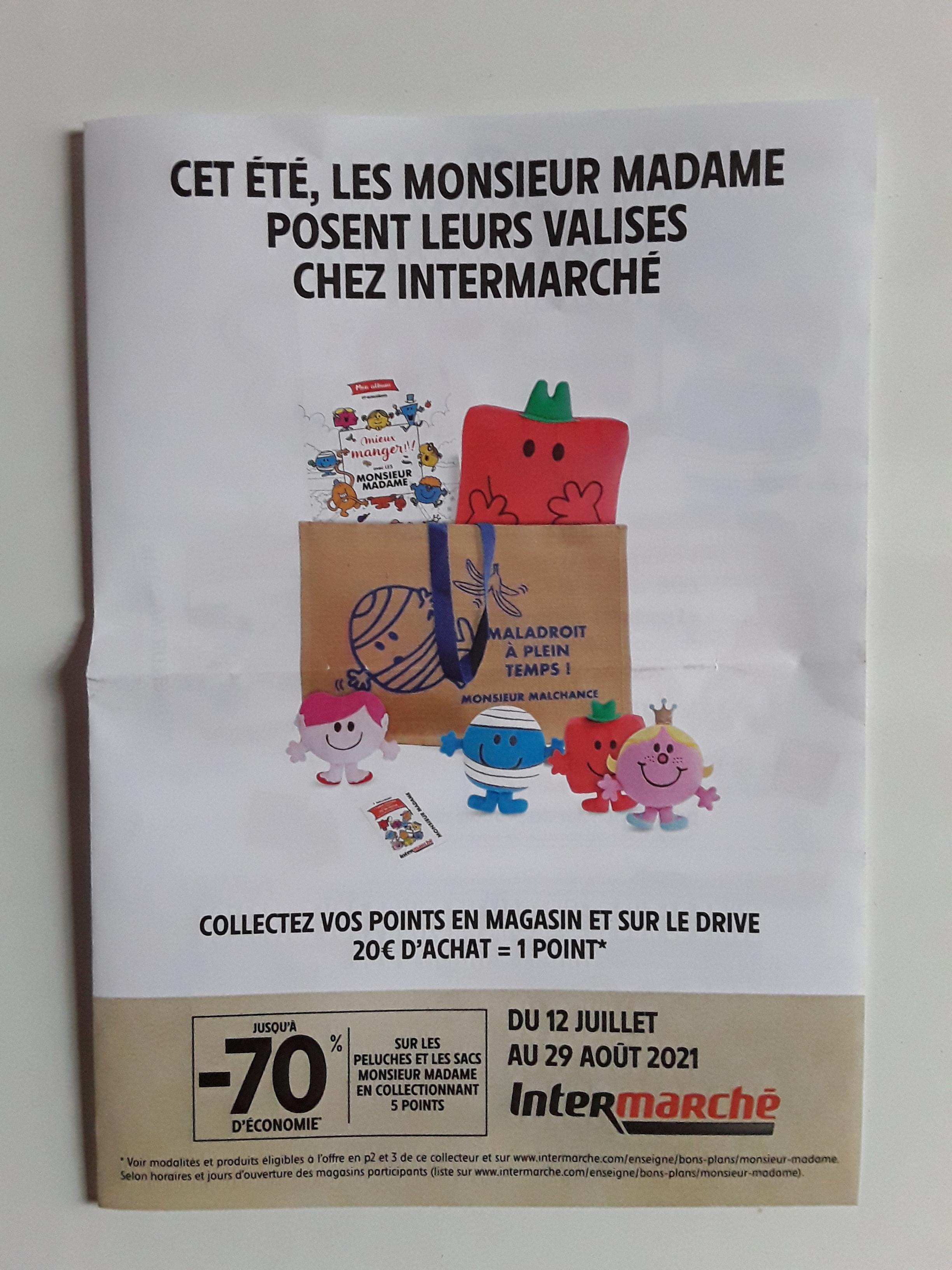 """troc de troc autocollants """"monsieur madame"""" image 1"""