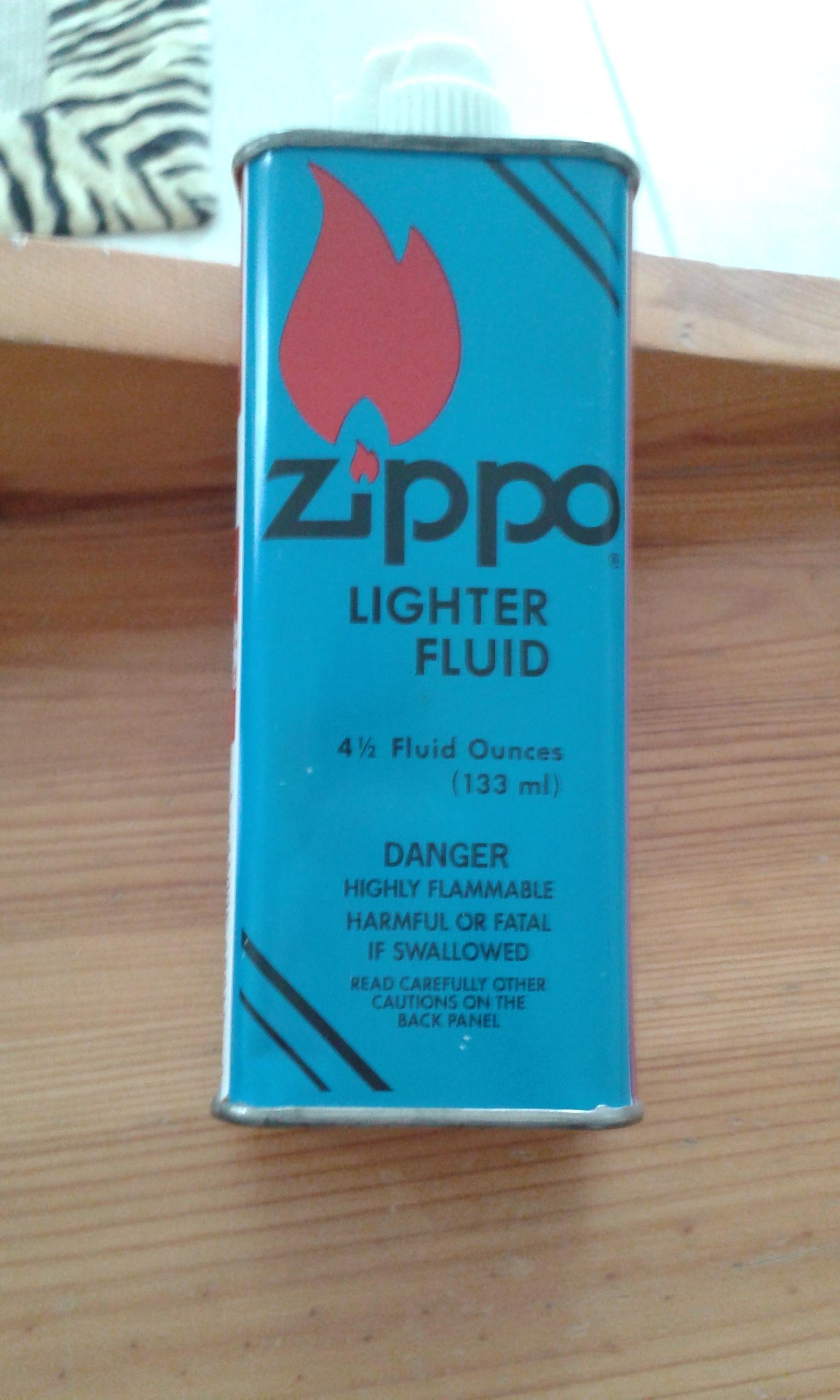 troc de troc une recharge pour zippo image 0