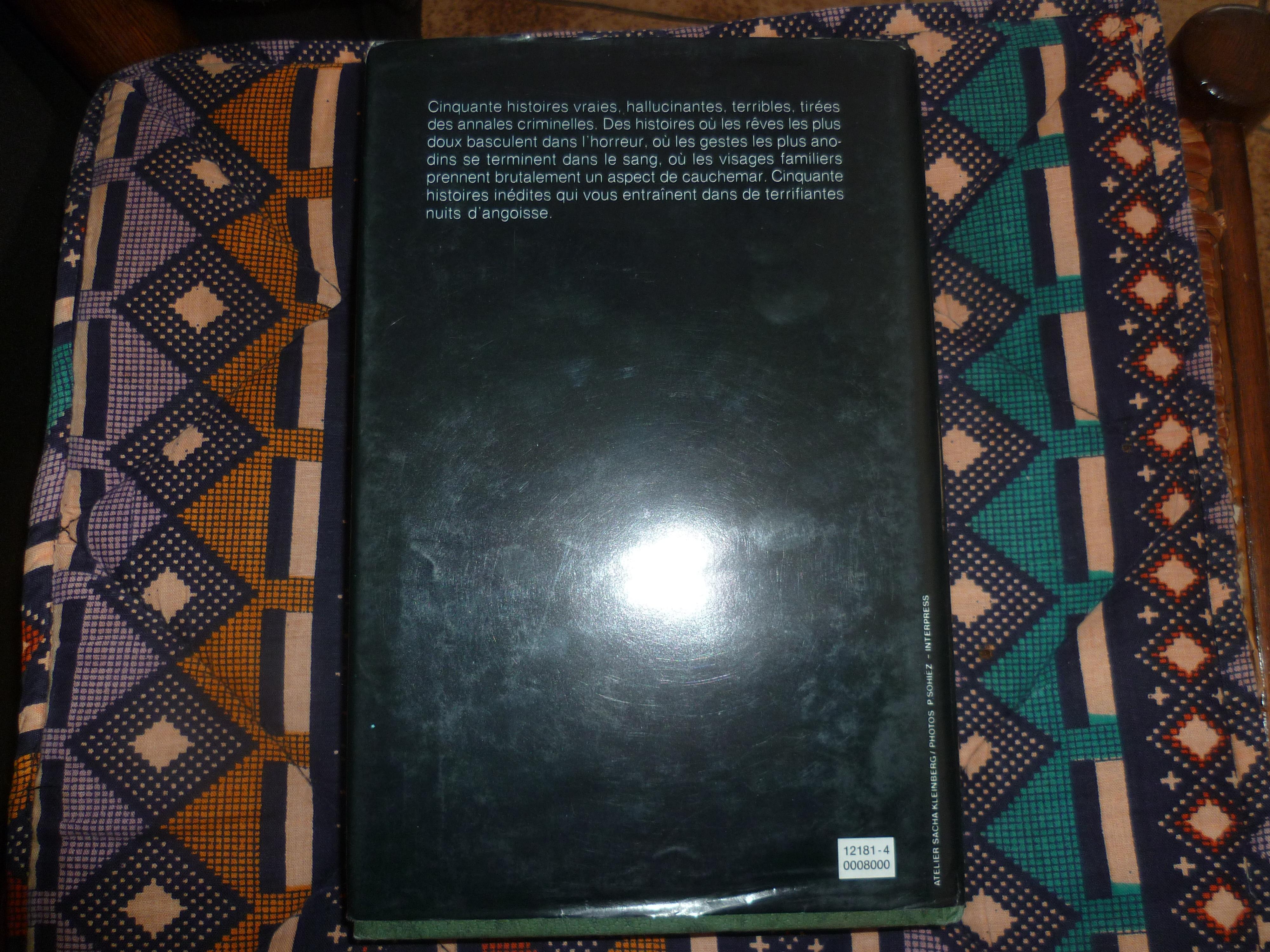 troc de troc reserve - nuits d'angoisse - pierre bellemare image 1