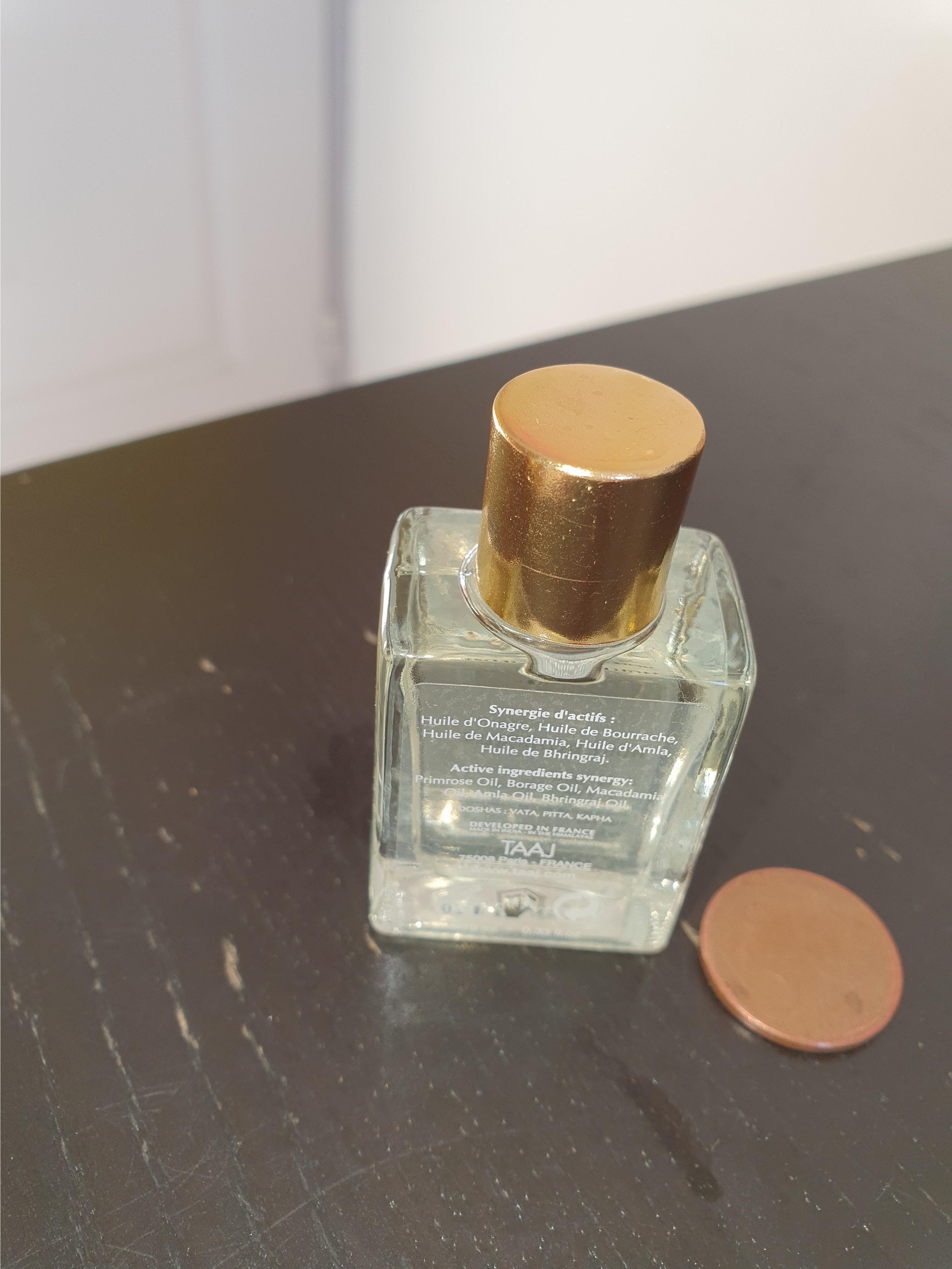 troc de troc petite bouteille d'huile délicieuse taaj image 1