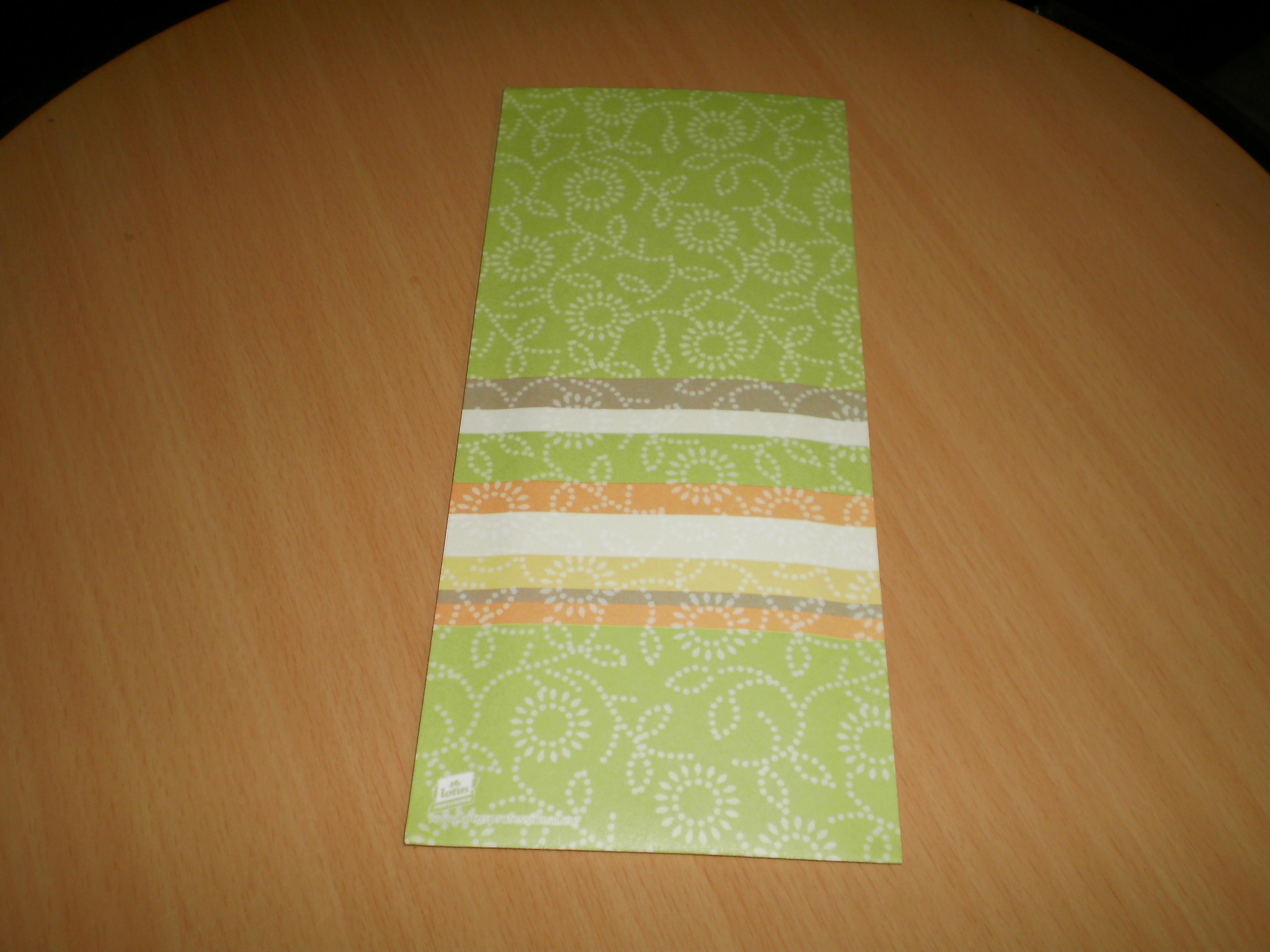 troc de troc lot 6 pochettes à couverts neufs avec serviette image 2