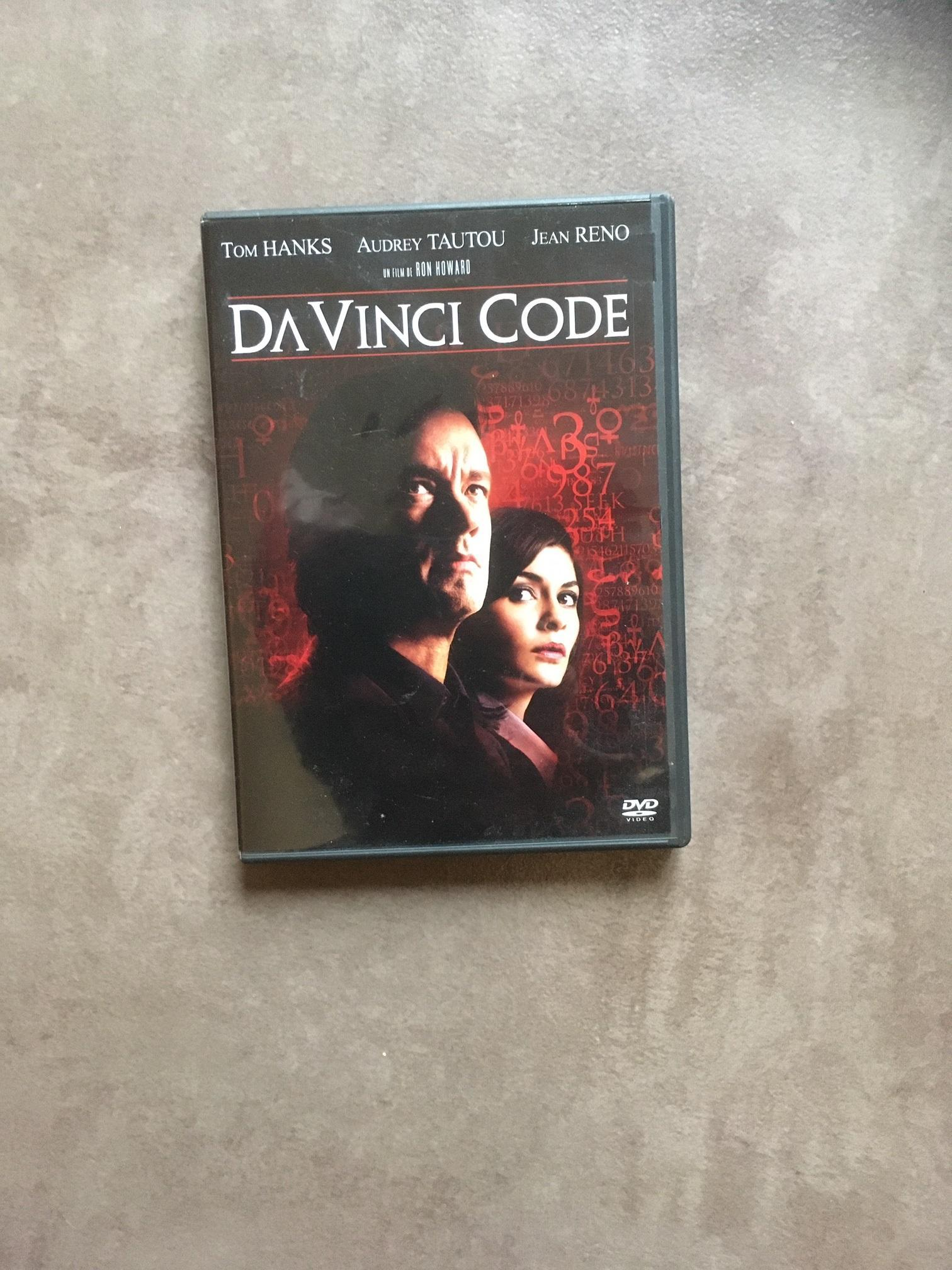 troc de troc dvd da vinci code image 0