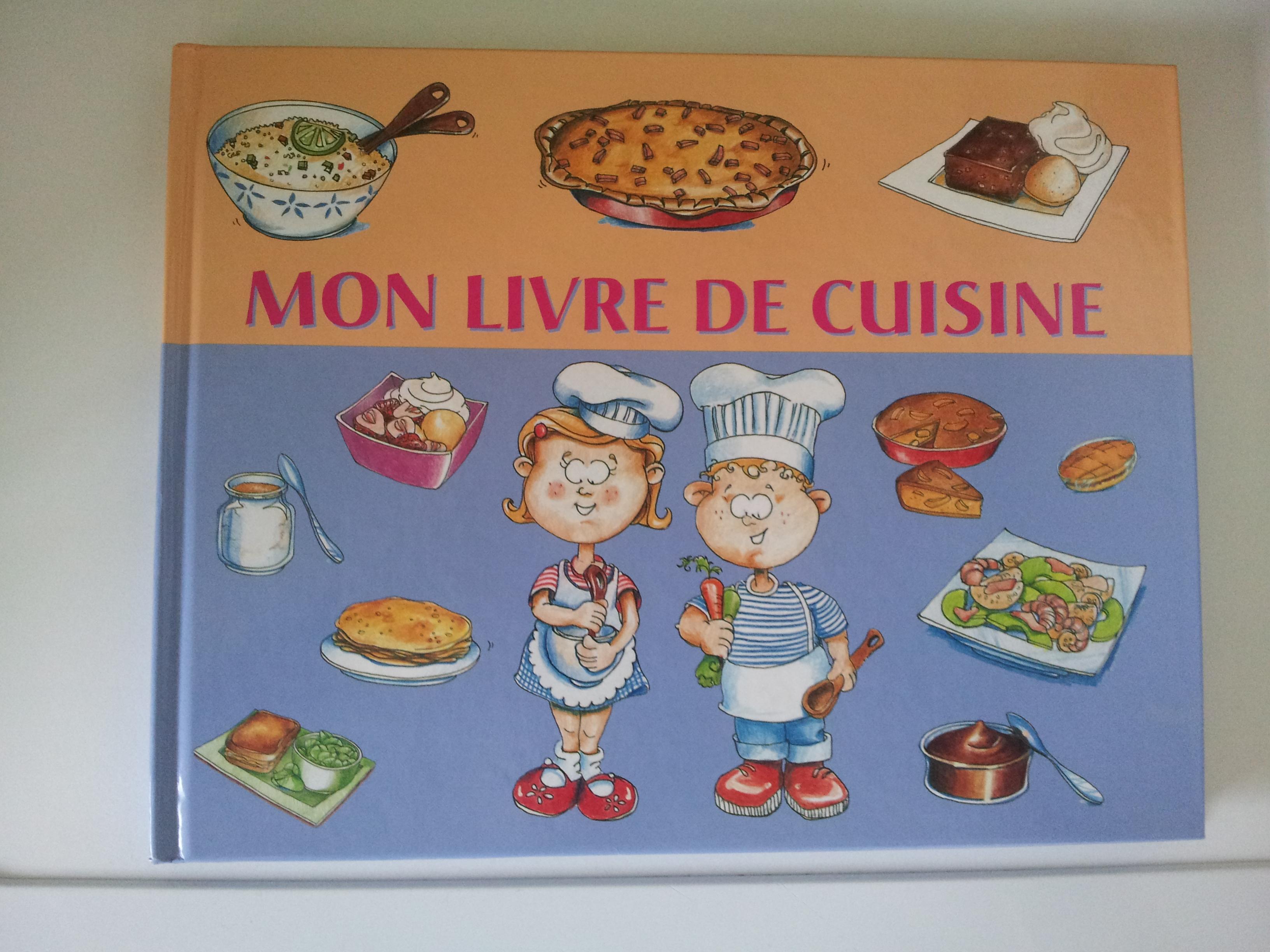 troc de troc livre de cuisine pour enfant image 0