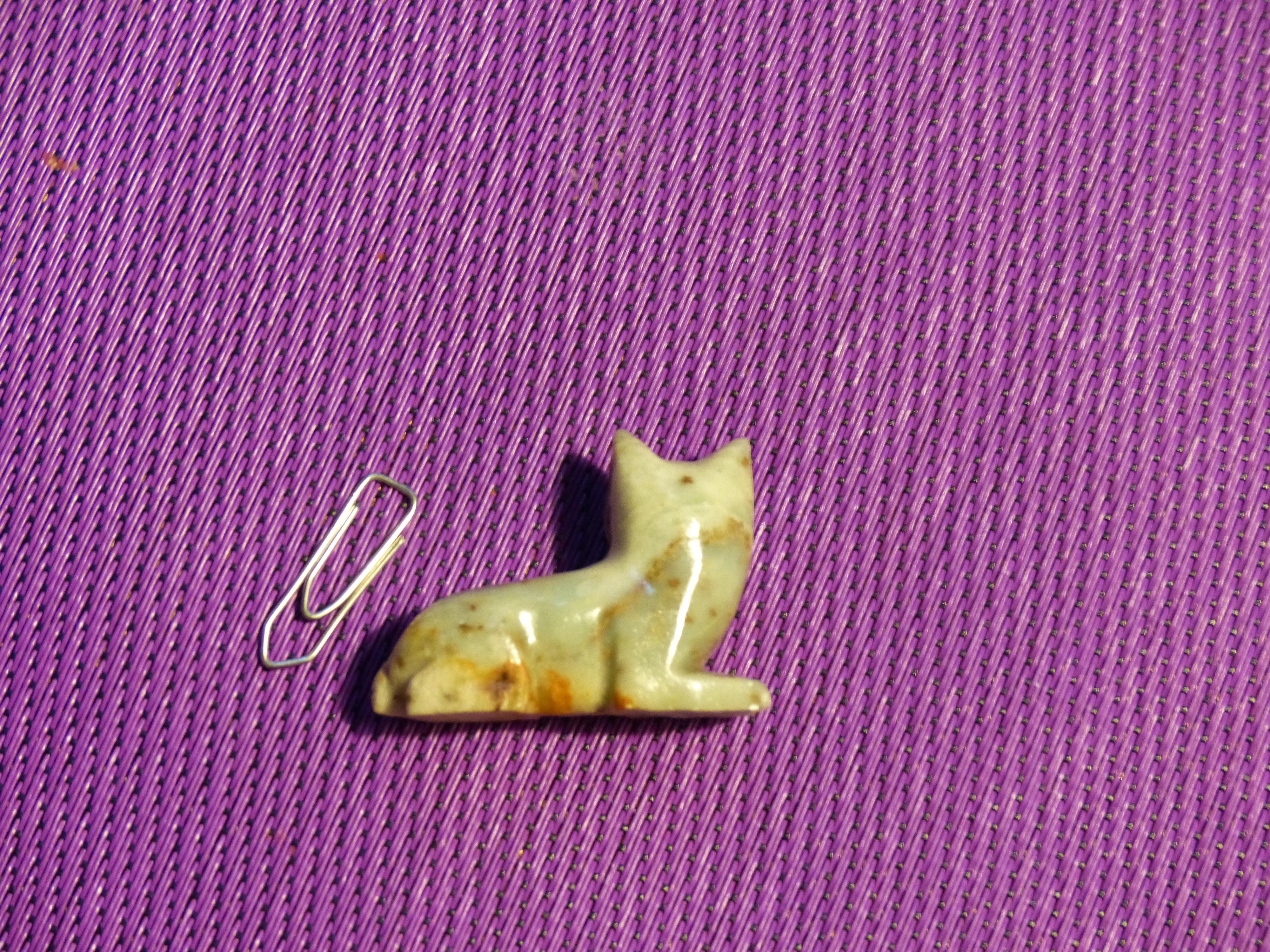troc de troc chat en pierre image 1