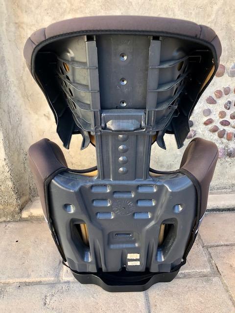 troc de troc siège auto réhausseur bébé9 groupe 2-3 (15 à 36 kgs) image 2