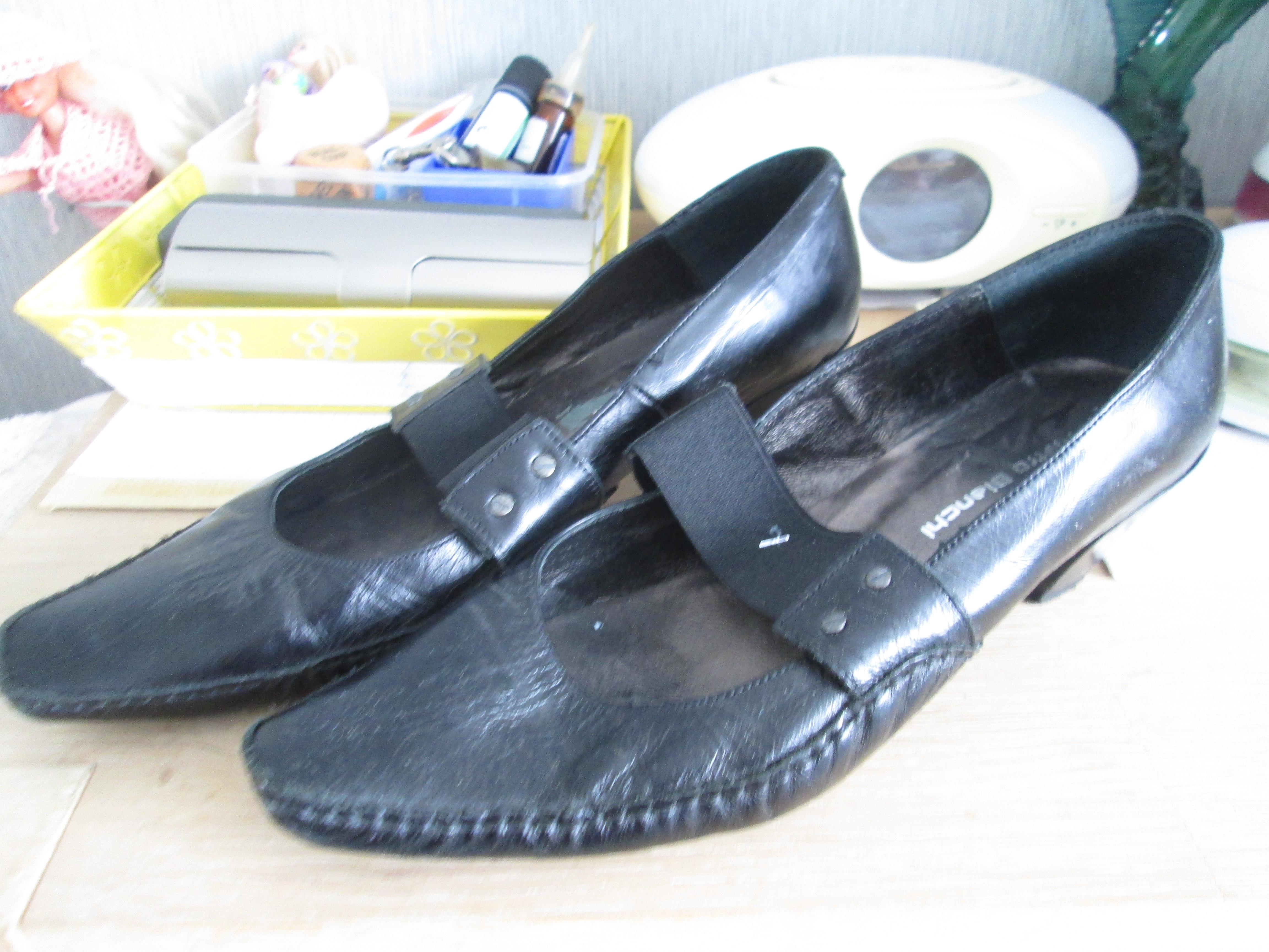 troc de troc belle chaussures pointure 39  marque pierre bianchi comme neuf image 2