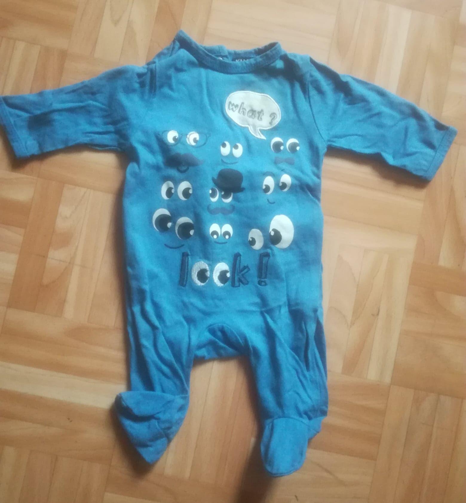troc de troc lot 3 pyjama 1 mois image 0