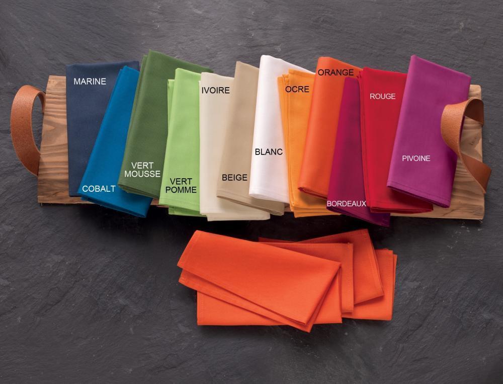 troc de troc cherche serviettes de table tissu image 0