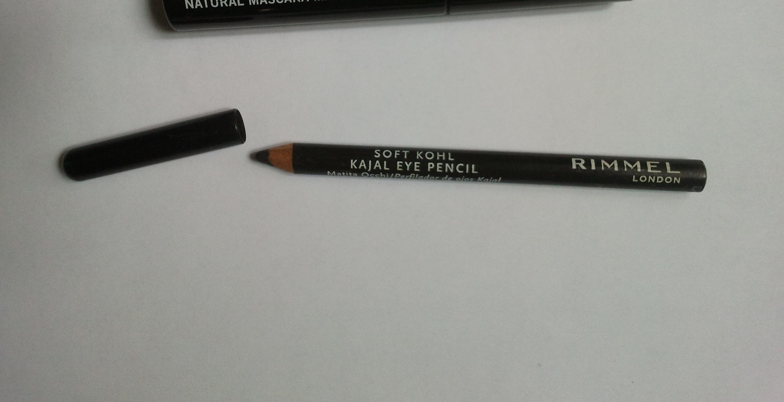 troc de troc 1 crayon rimmel london soft khol noir jet black image 0