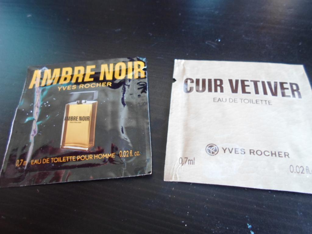 troc de troc * echantillons de parfum yves rocher image 0