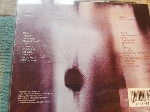 troc de troc cd alanis morissette et tori amos image 1