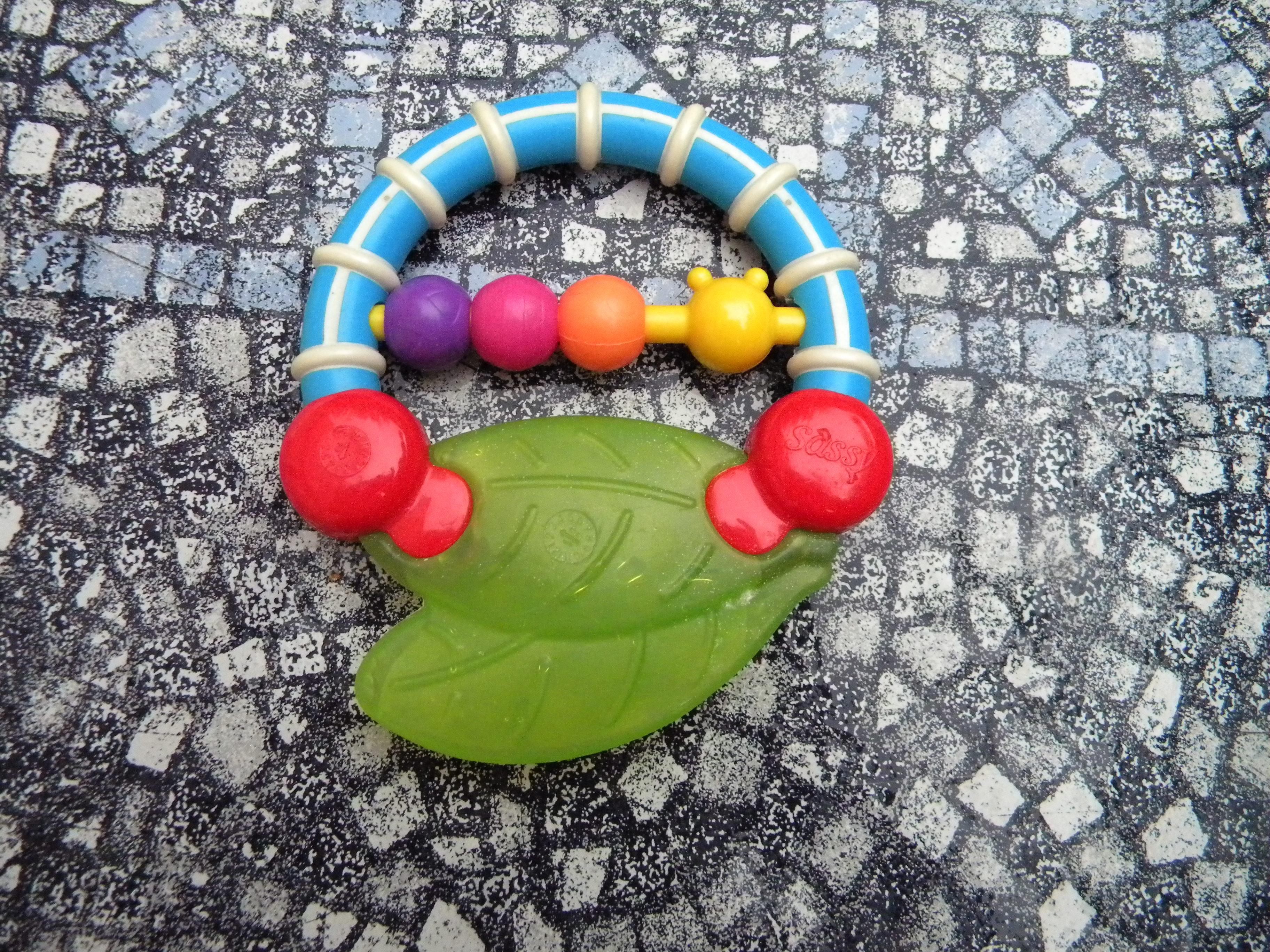troc de troc anneau de dentition sassy image 1
