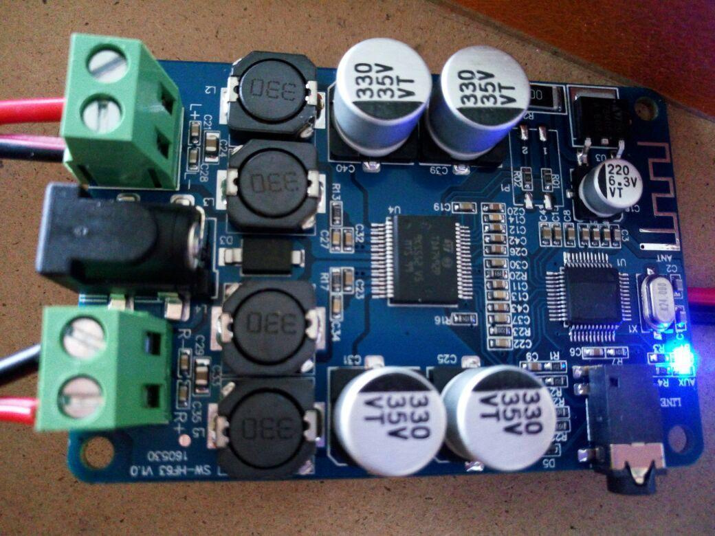 troc de troc amplificateur numérique bluetooth image 0