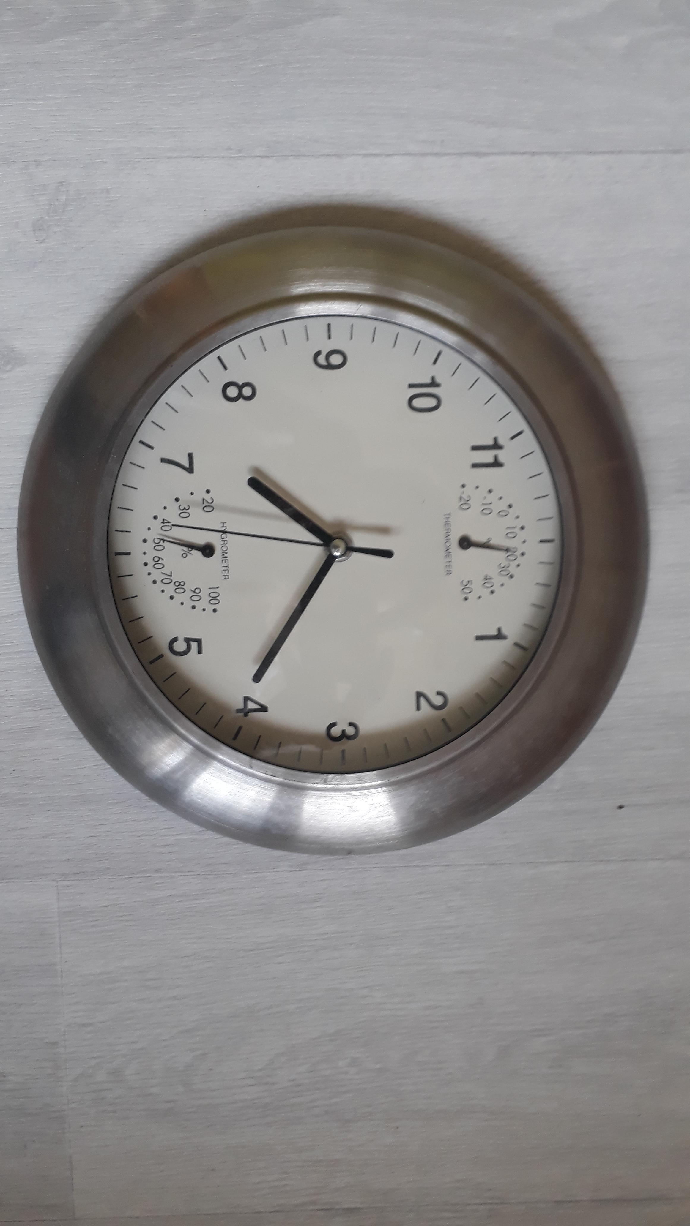 troc de troc horloge murale image 0