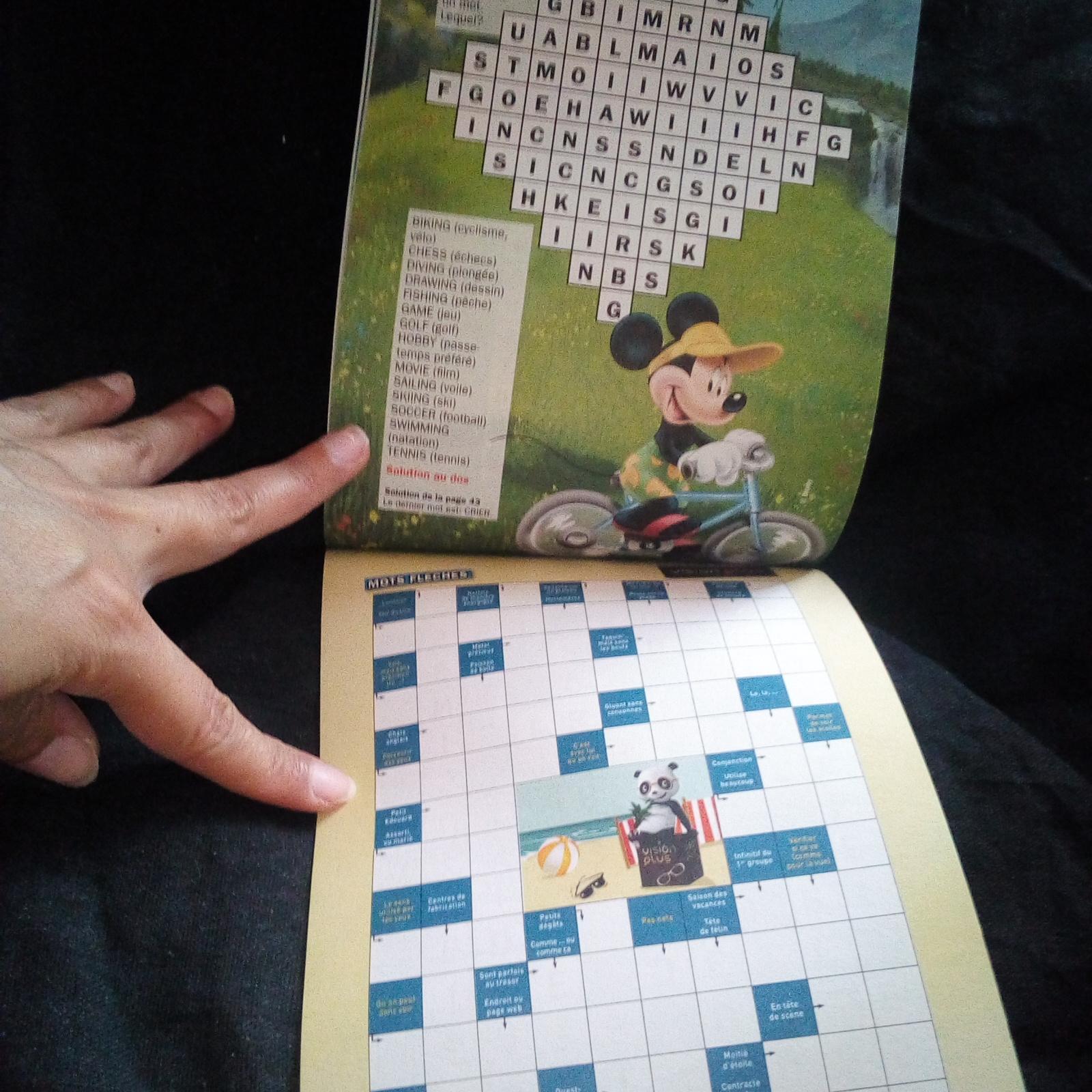 troc de troc livre de jeux pour enfants image 2