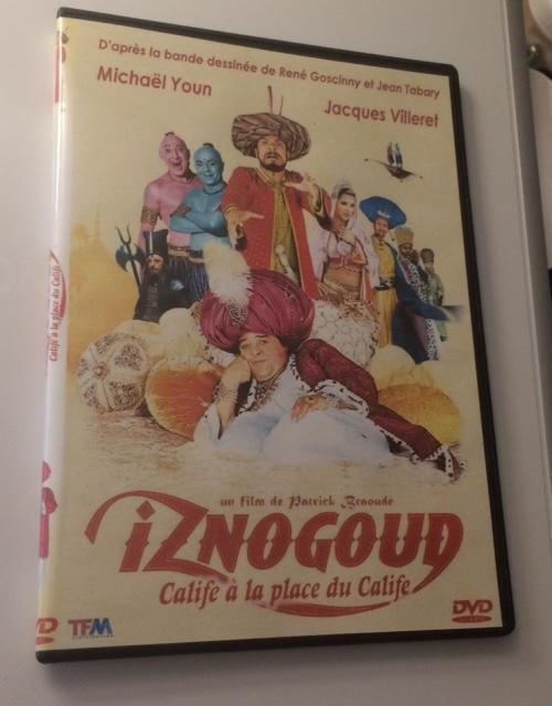 troc de troc dvd film iznogoud - youn - villeret image 0