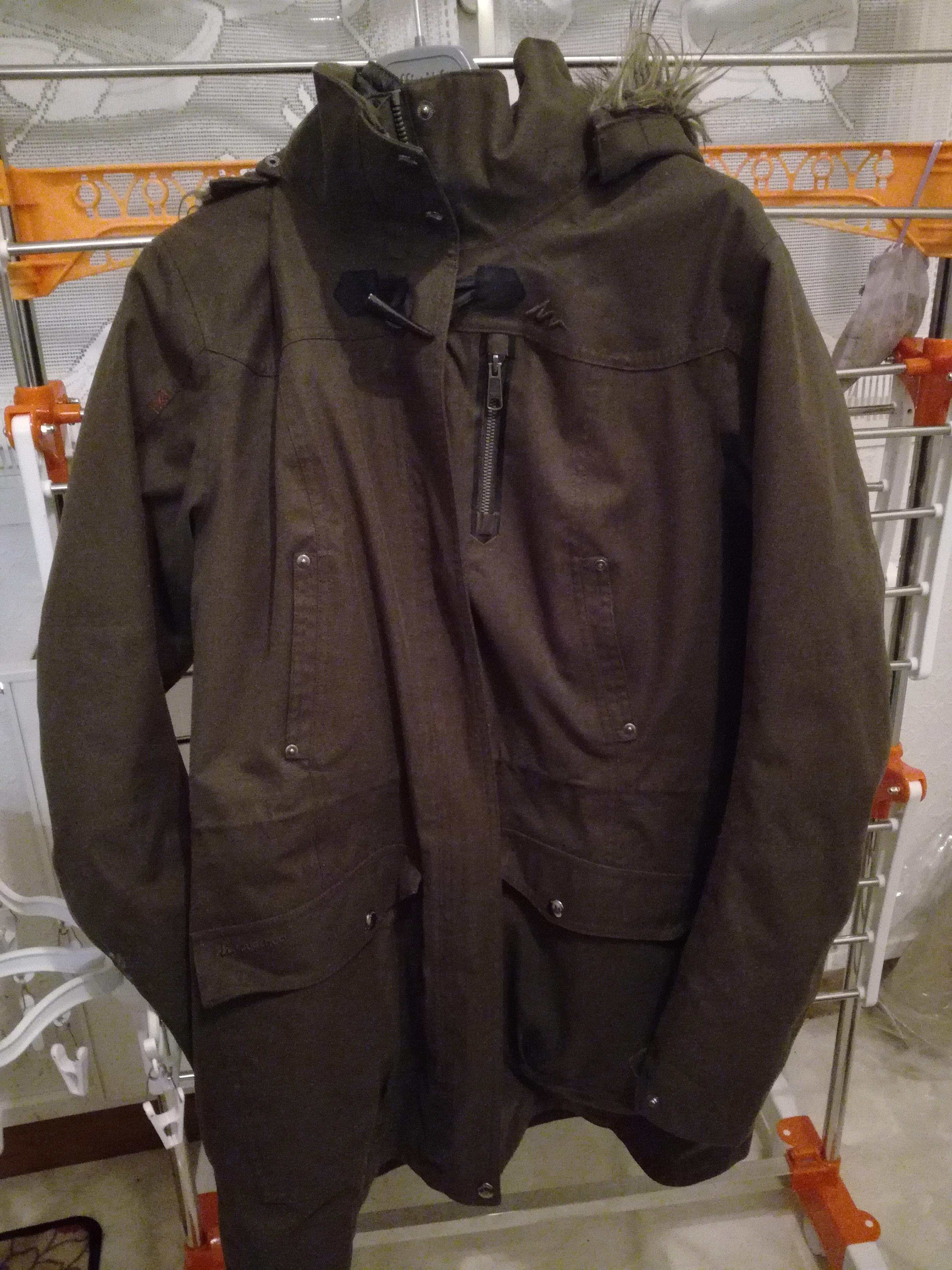 troc de troc joli manteau bien chaud pour l'hiver taille 36 assez lourd image 0