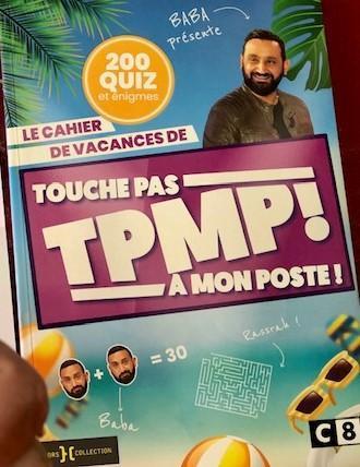 troc de troc cahier de vacances tpmp (neuf) image 0