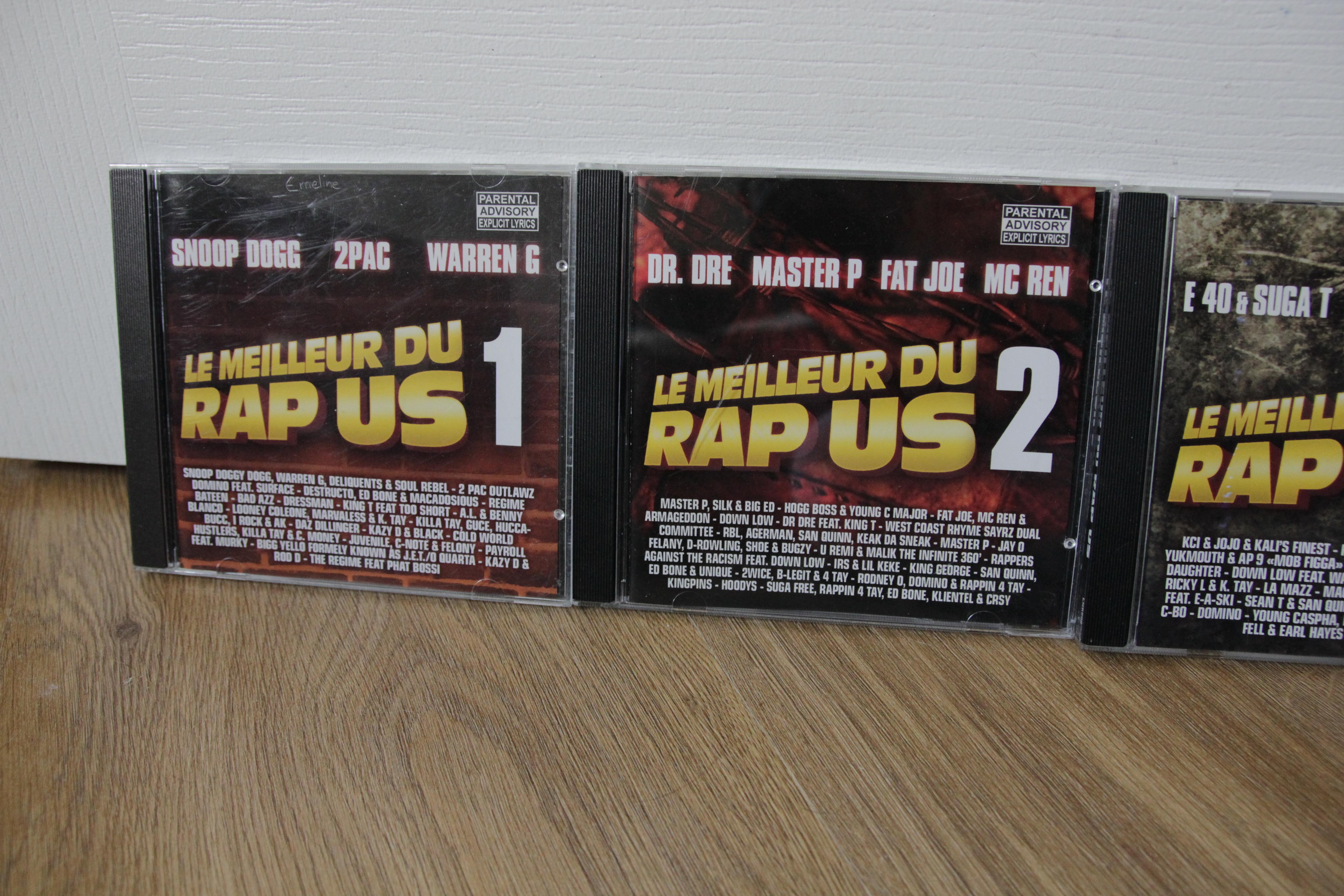 troc de troc cd de rap us image 1