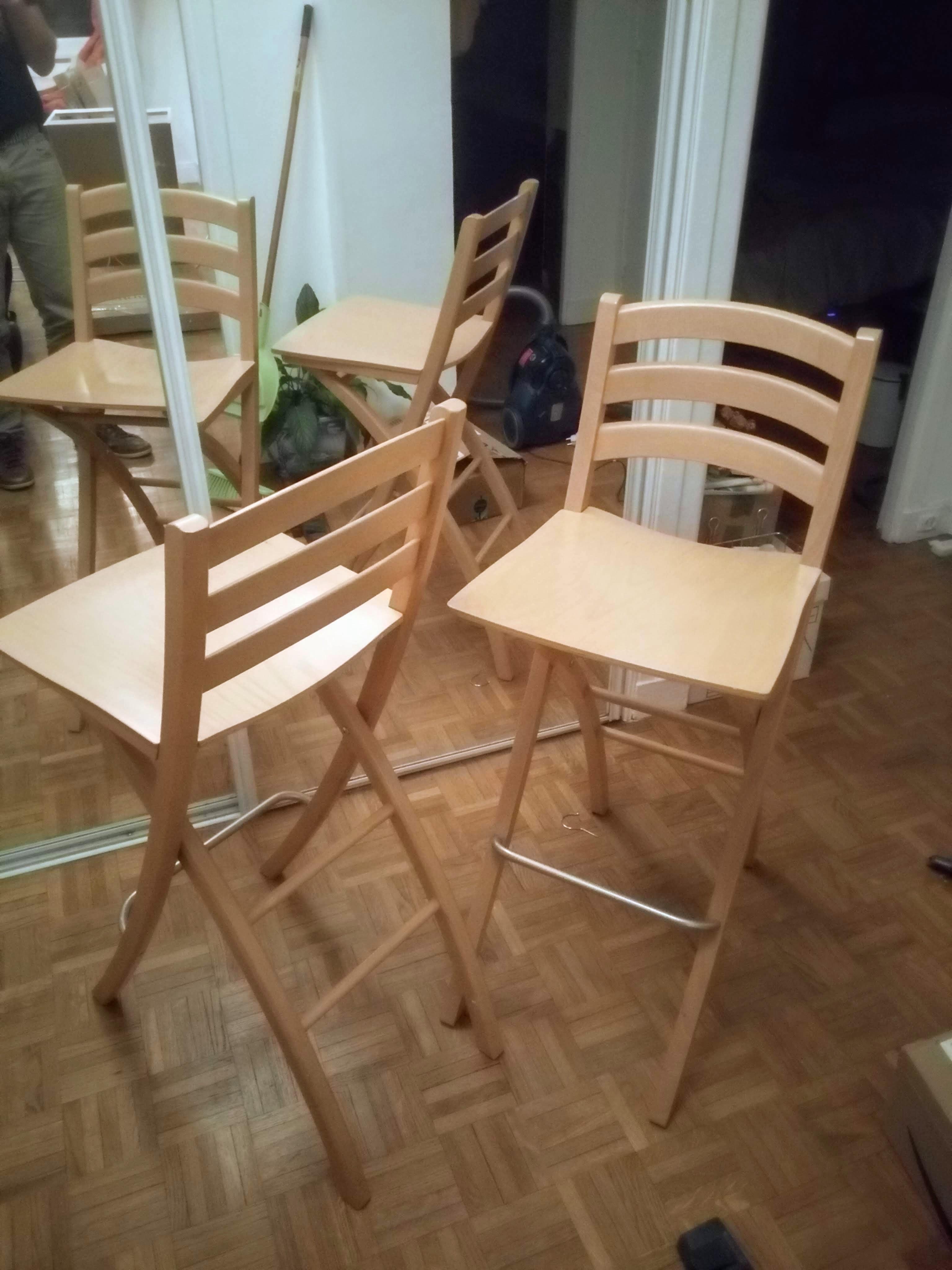 troc de troc chaises hautes image 0