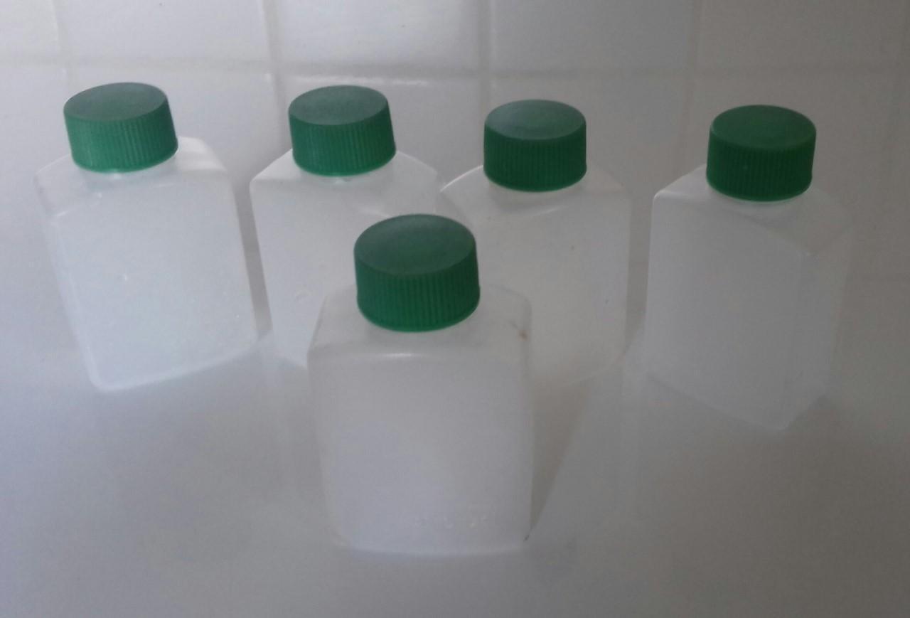 troc de troc réservé à caliou 02 : lot de 5 petits flacons de 30 ml image 0