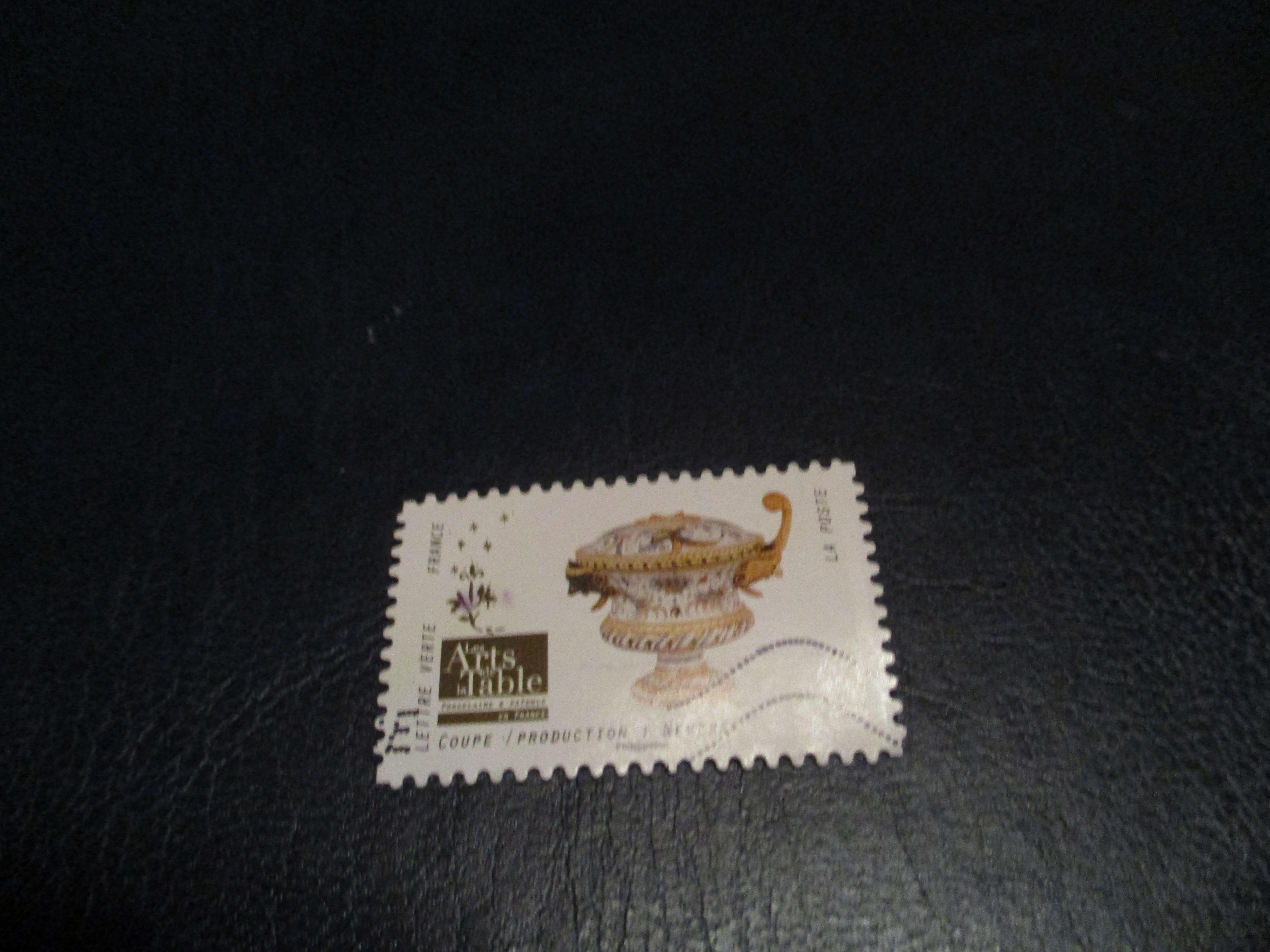 troc de troc timbre art de la table coupe nevers 58 image 0