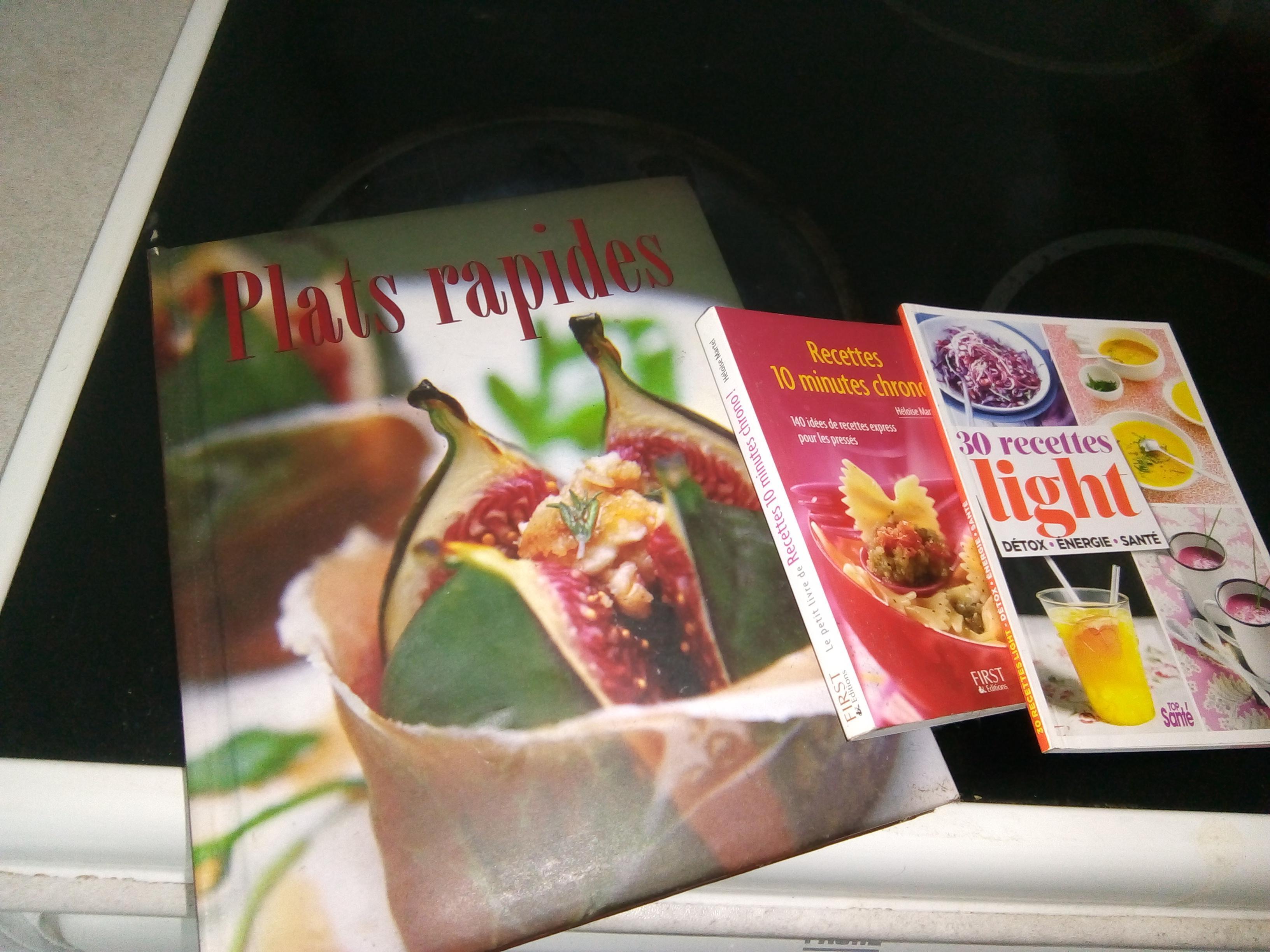 troc de troc livres de cuisine image 0