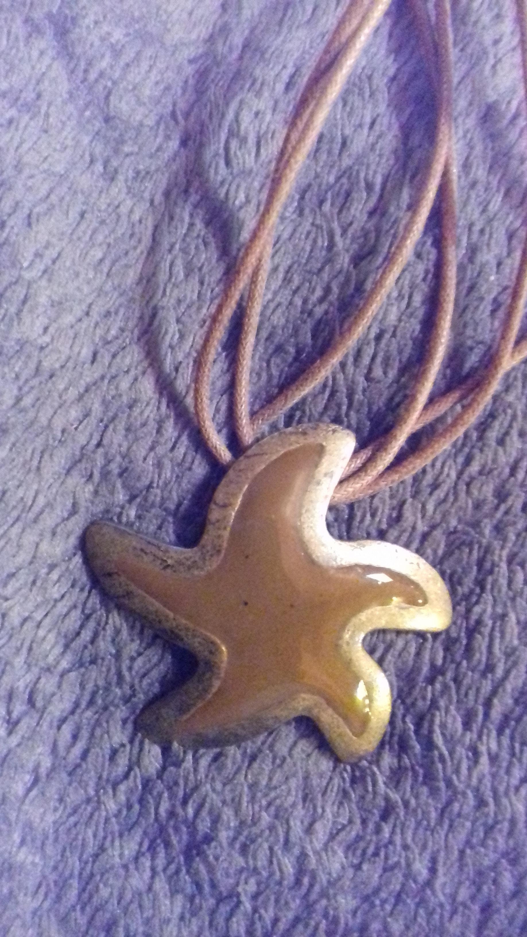 troc de troc collier étoile image 0