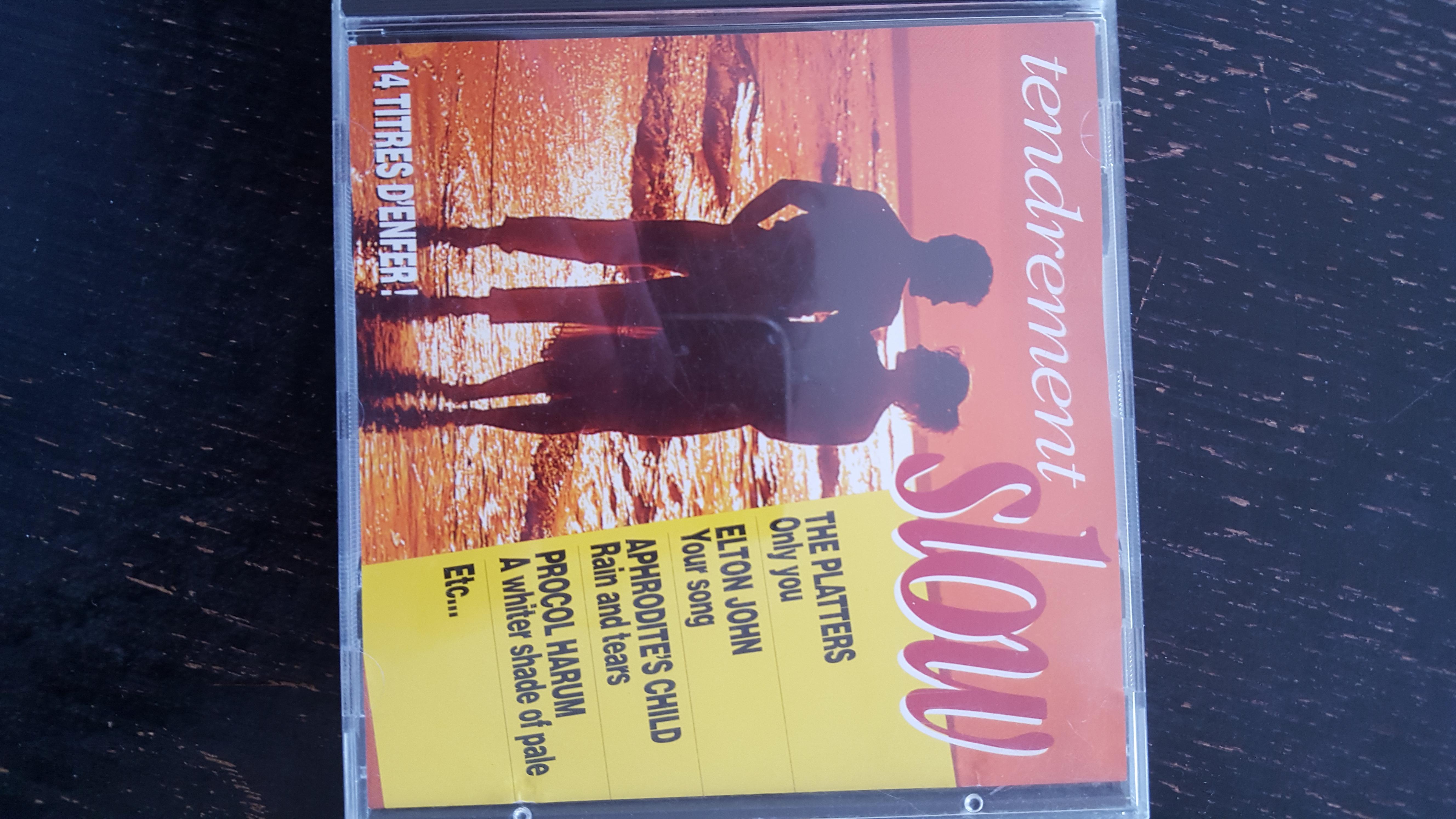 troc de troc cd spécial slow image 0