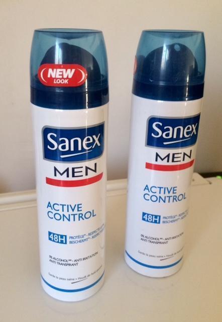 troc de troc neuf: déodorant homme sanex active control 48h - 200ml image 0