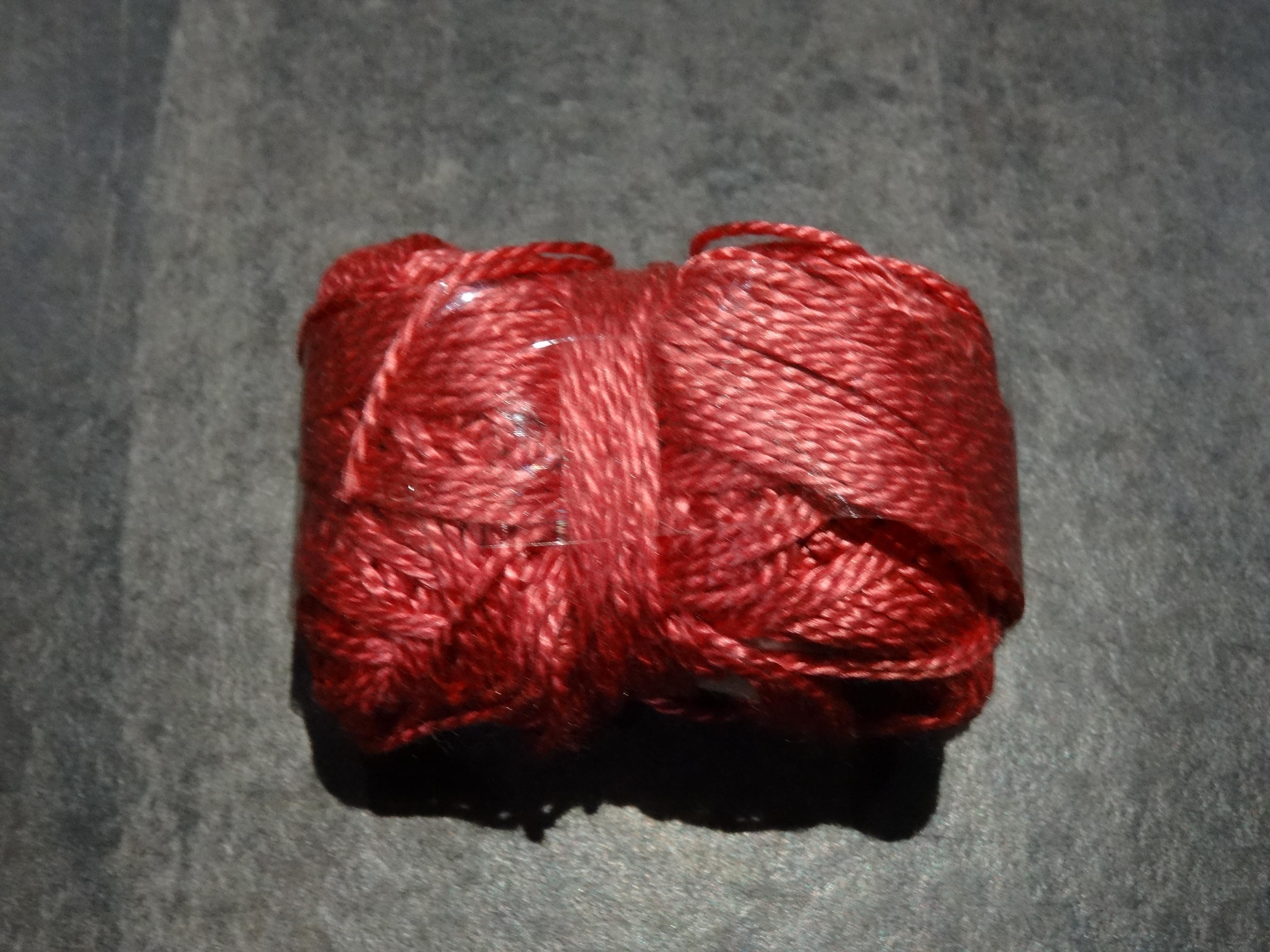 troc de troc ***reserve***coton perlé (f8) image 0