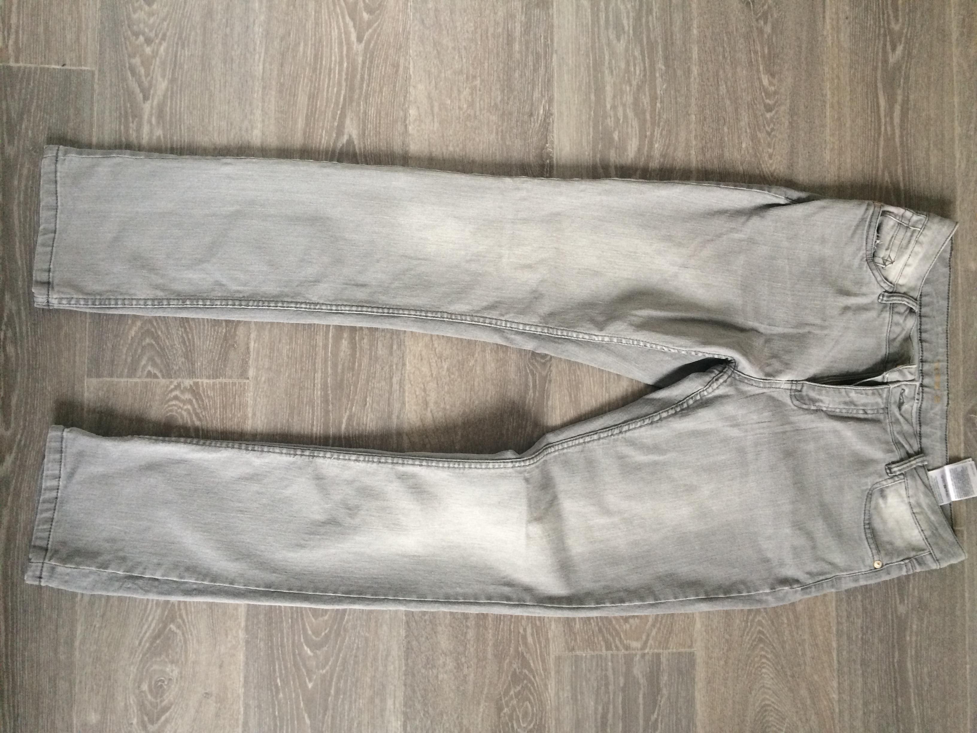 troc de troc jean gris image 0