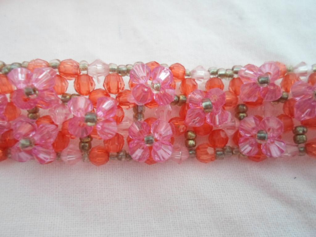 troc de troc pour récupération de perles en acryliques (550 perles !) image 1