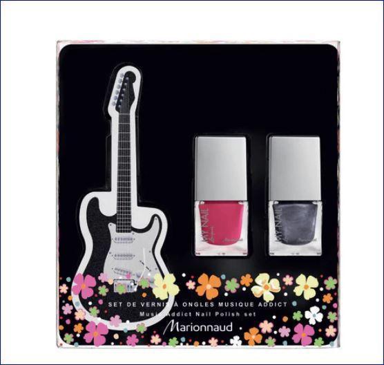 troc de troc reservé c set de vernis a ongles musique addict - harmonie rose image 0