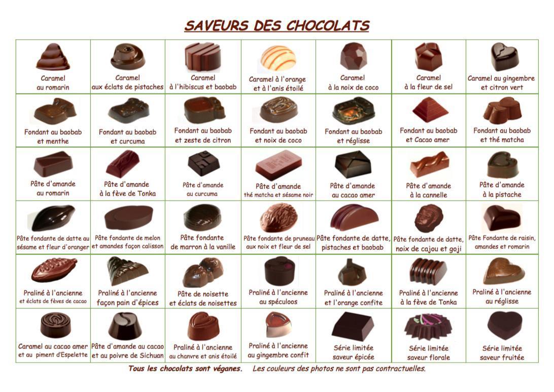 troc de troc ballotin de 200g de bonbons de chocolats vegan image 0