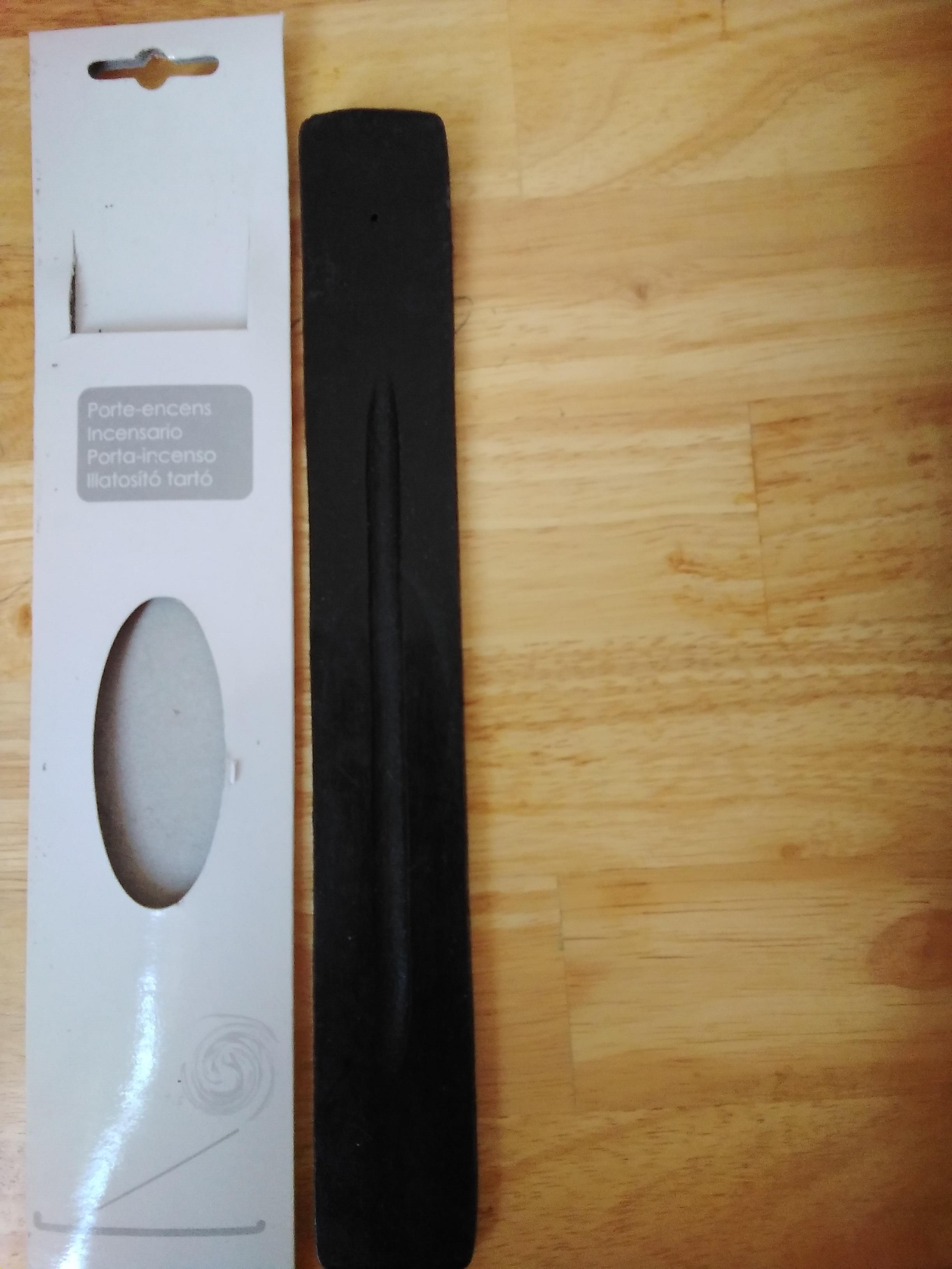 troc de troc porte encens noir neuf image 1