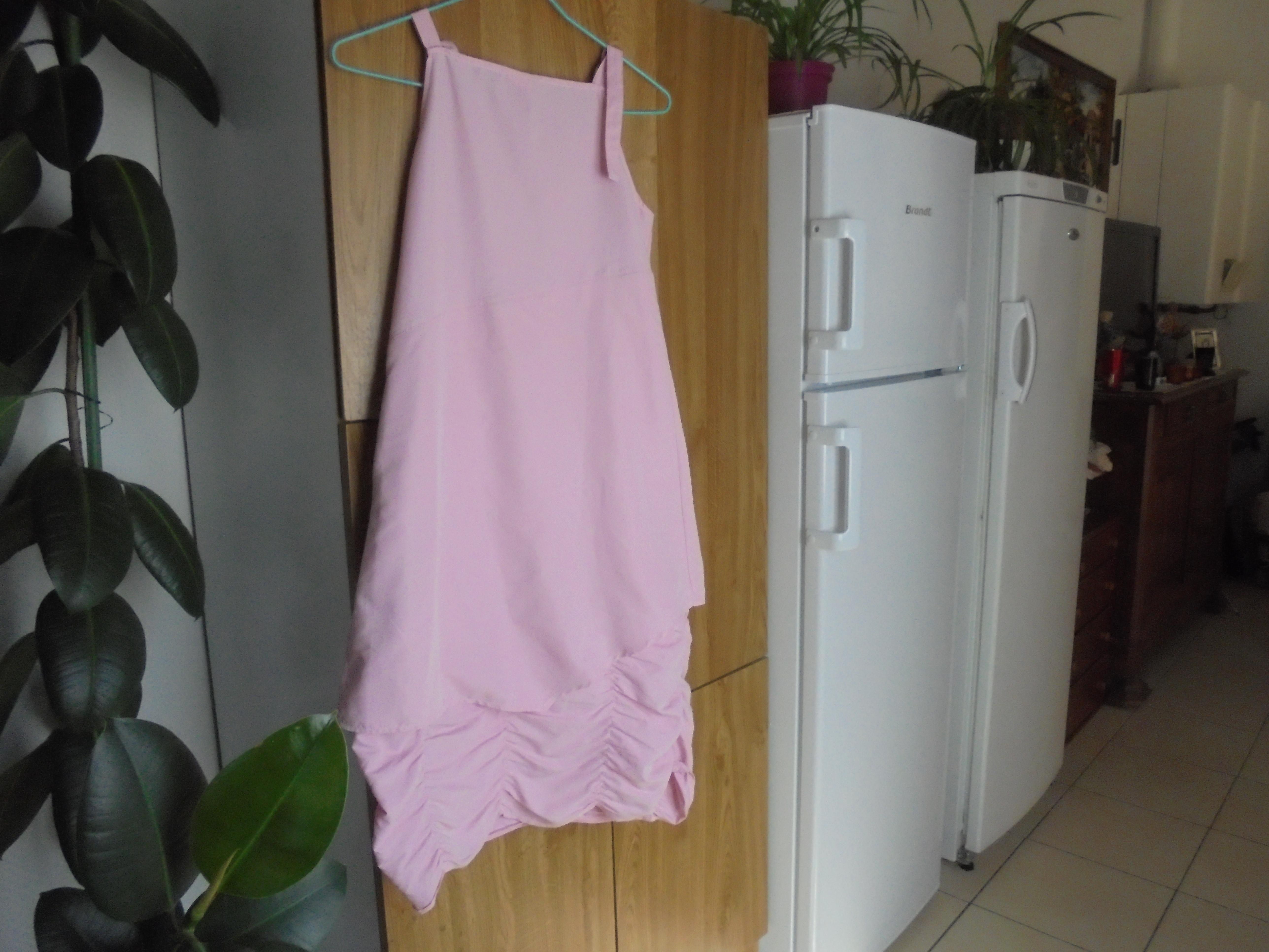 troc de troc robe rose fantaisie    12  ans      10  noisettes image 0