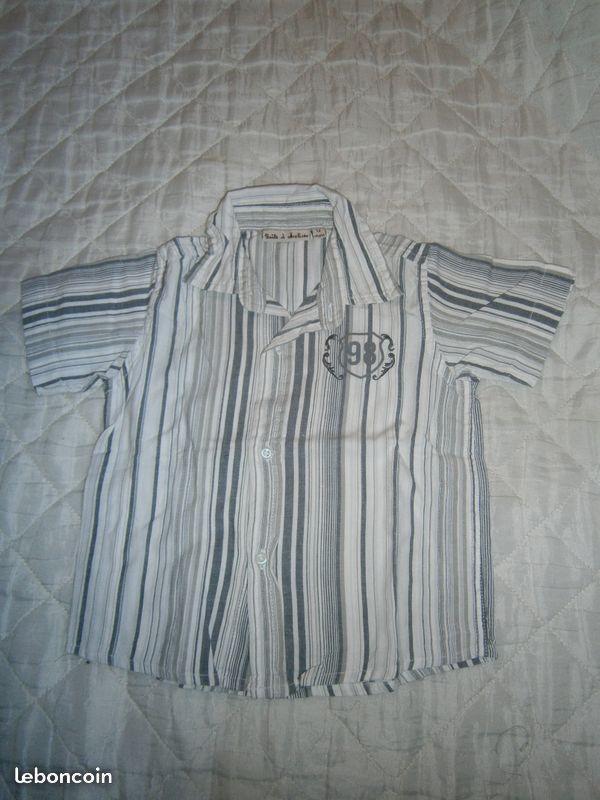 troc de troc chemisette garçon 1 an image 0