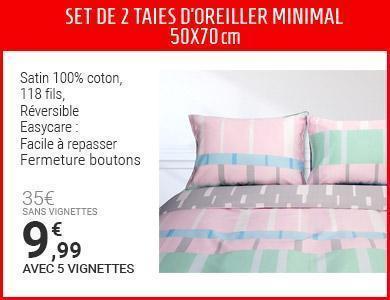 Troc 88 Vignettes Leclerc Pour Linge Maison Olivier Desforges