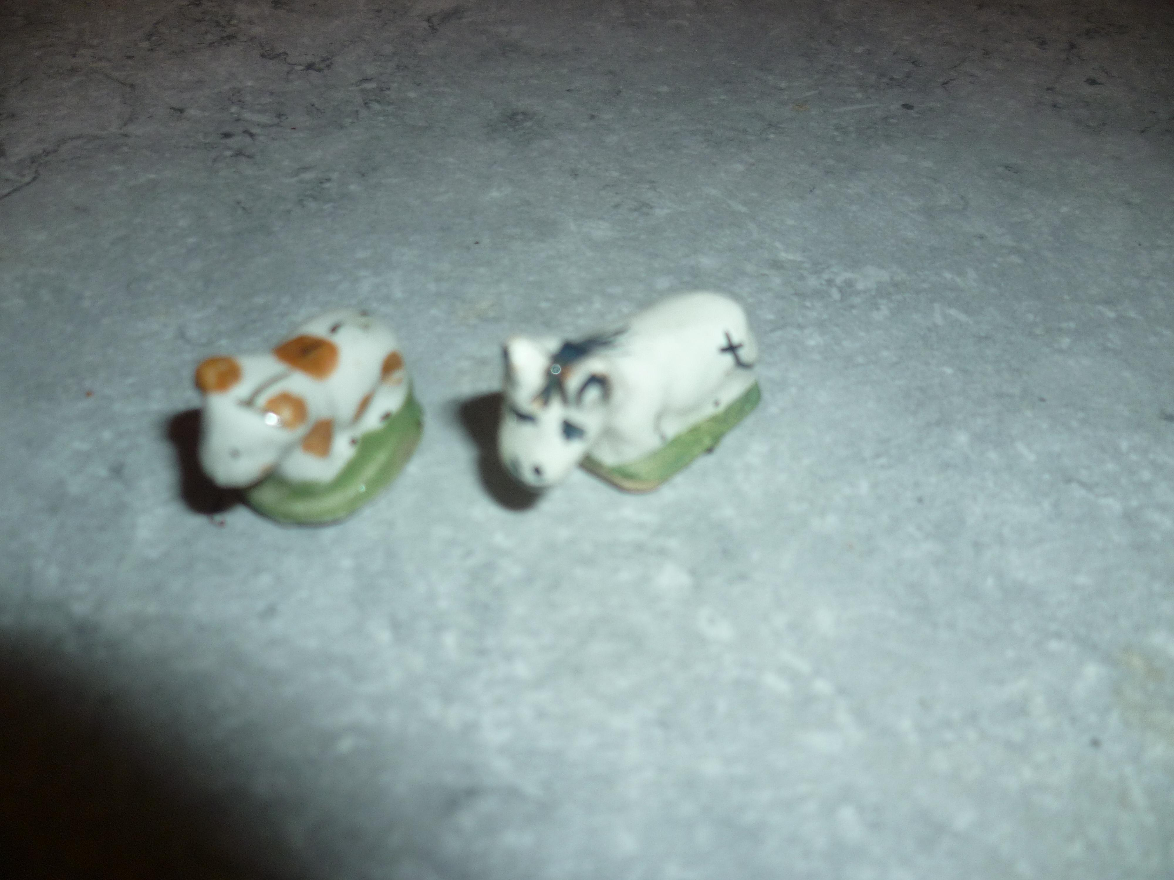troc de troc lot de 3 fèves - le petit poucet + 2 animaux image 1