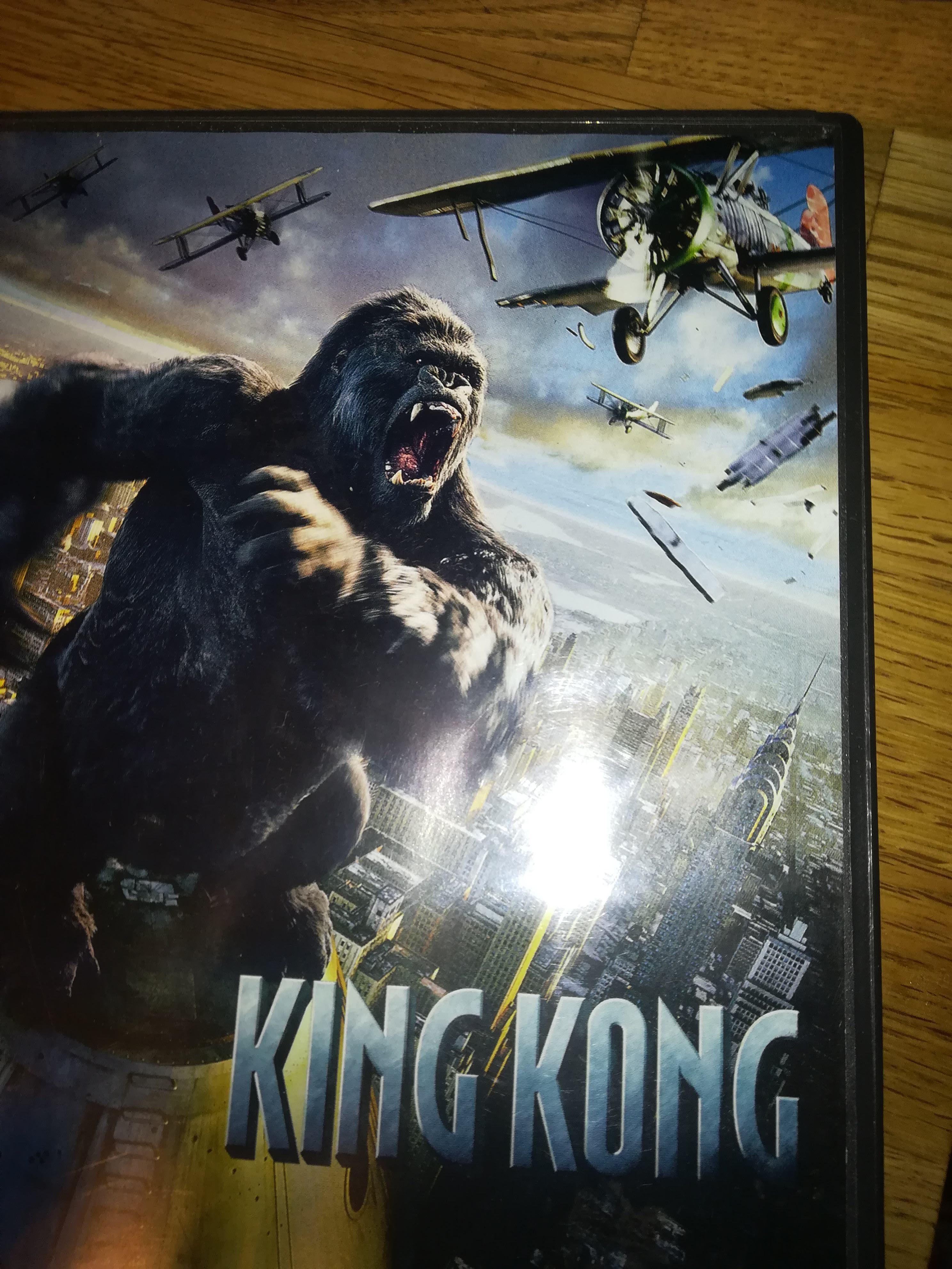 troc de troc reserve dvd king kong image 0