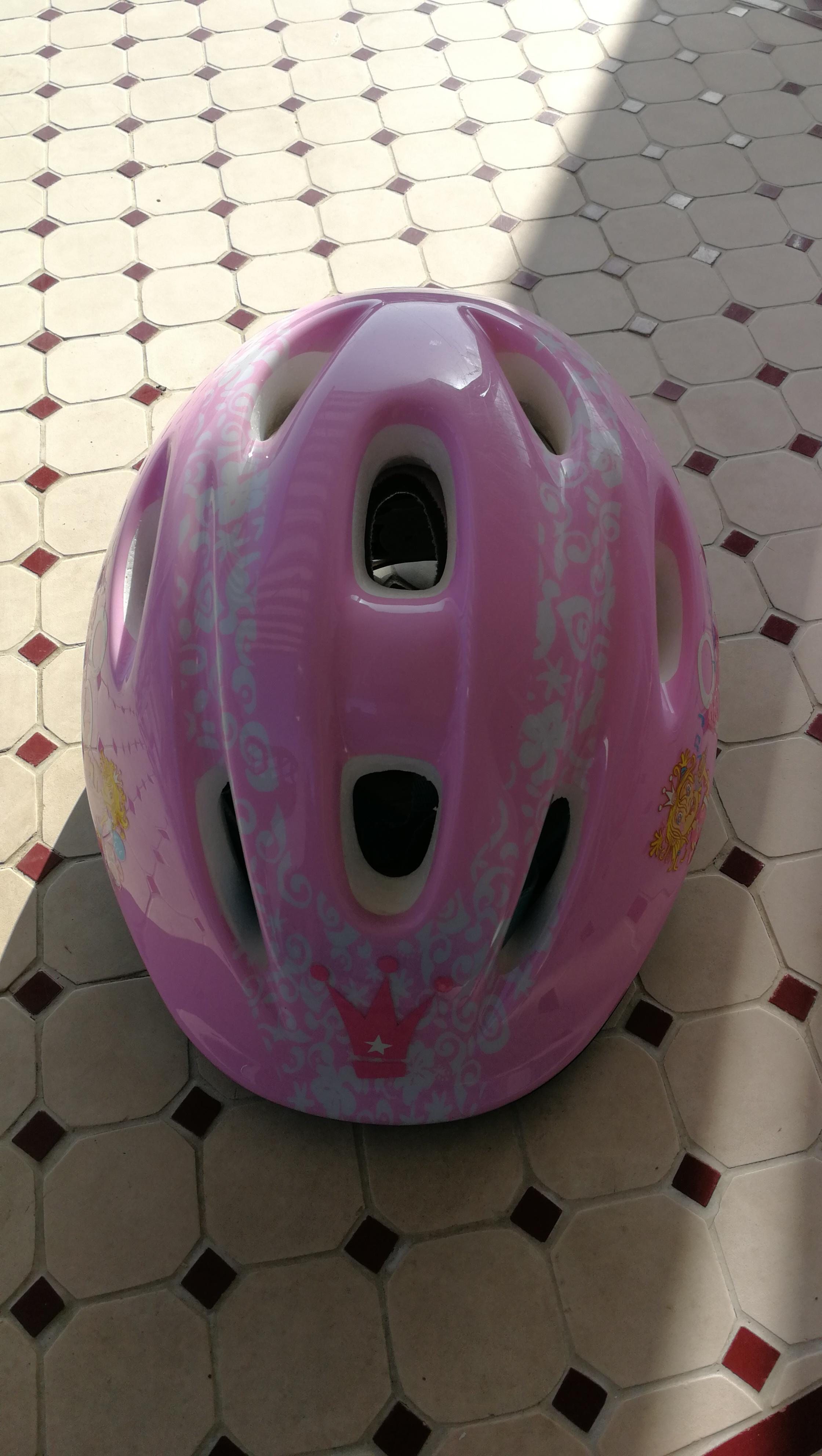 troc de troc casque vélo fille image 0