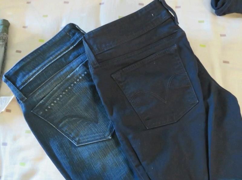 troc de troc lot de jean levis image 0